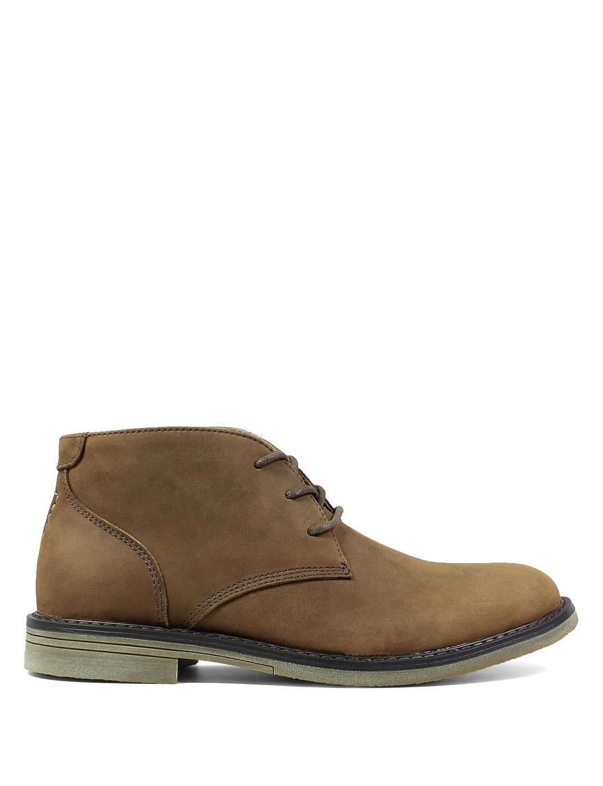 Nunn Bush Brown Chukka Boots