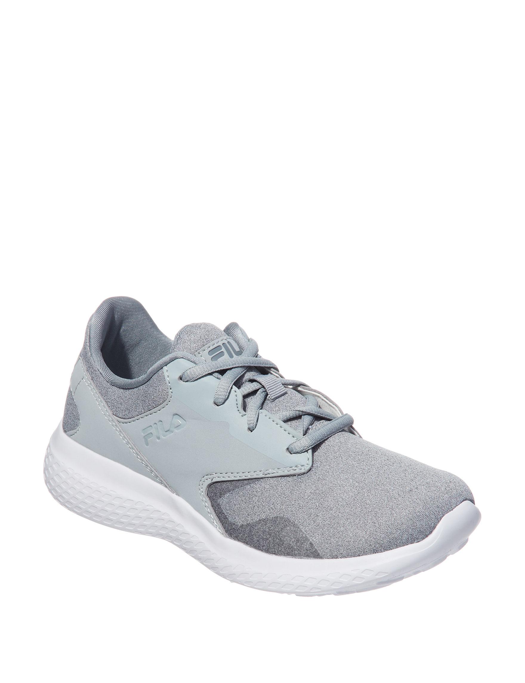 Fila Grey Comfort Shoes