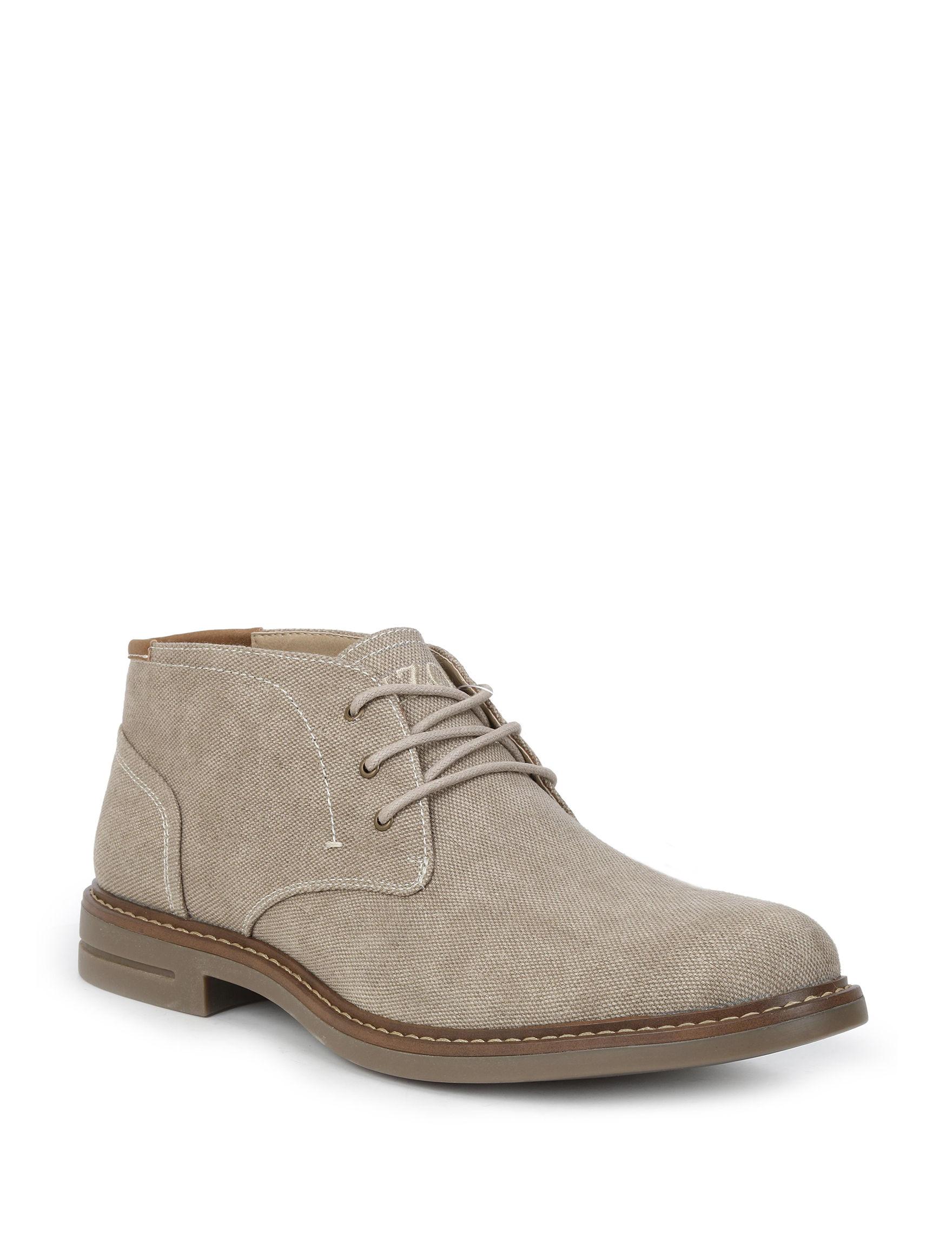 Izod Brown Chukka Boots