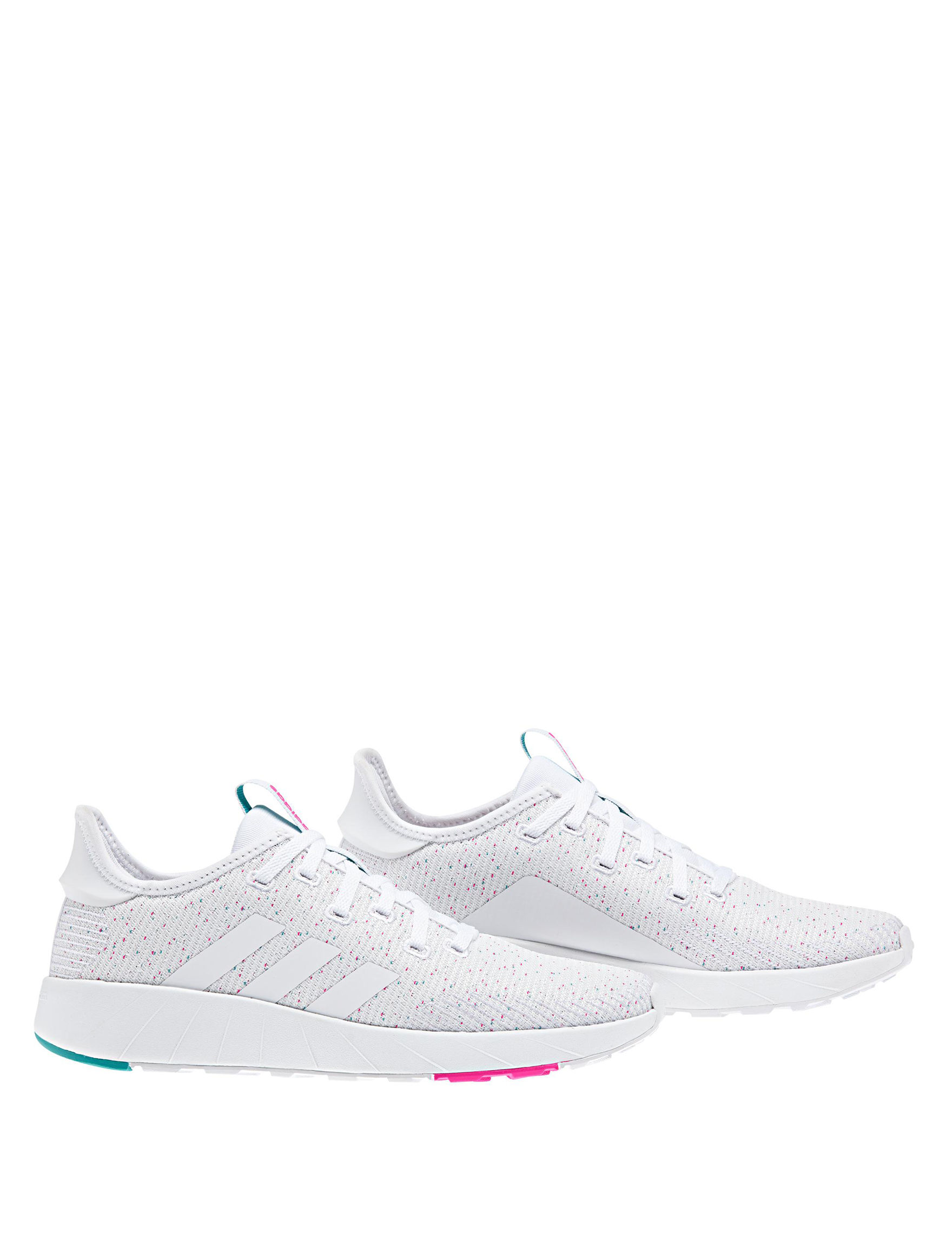 Adidas White Comfort Shoes