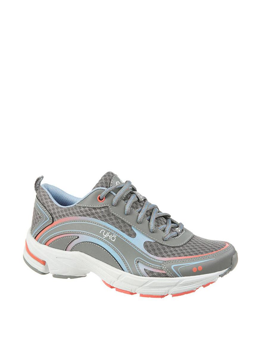 Ryka Grey Comfort Shoes