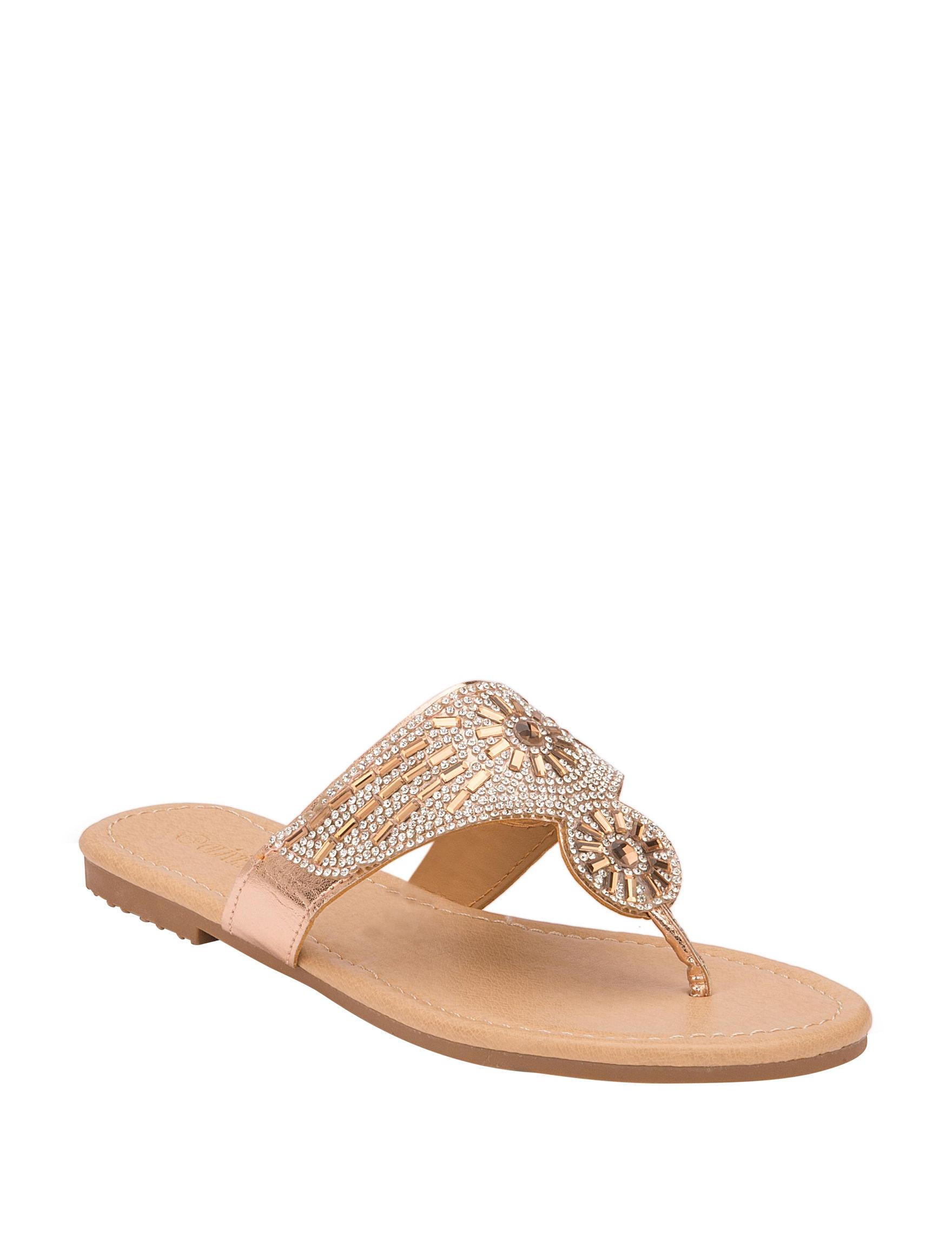 Olivia Miller Rose Gold