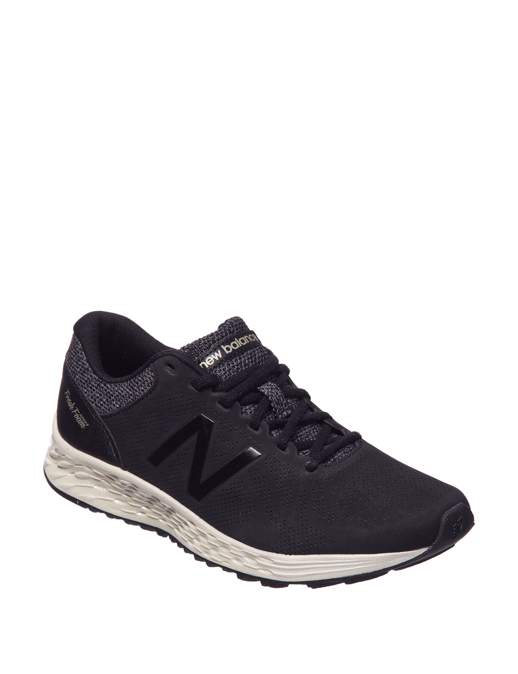 New Balance Black Comfort Shoes