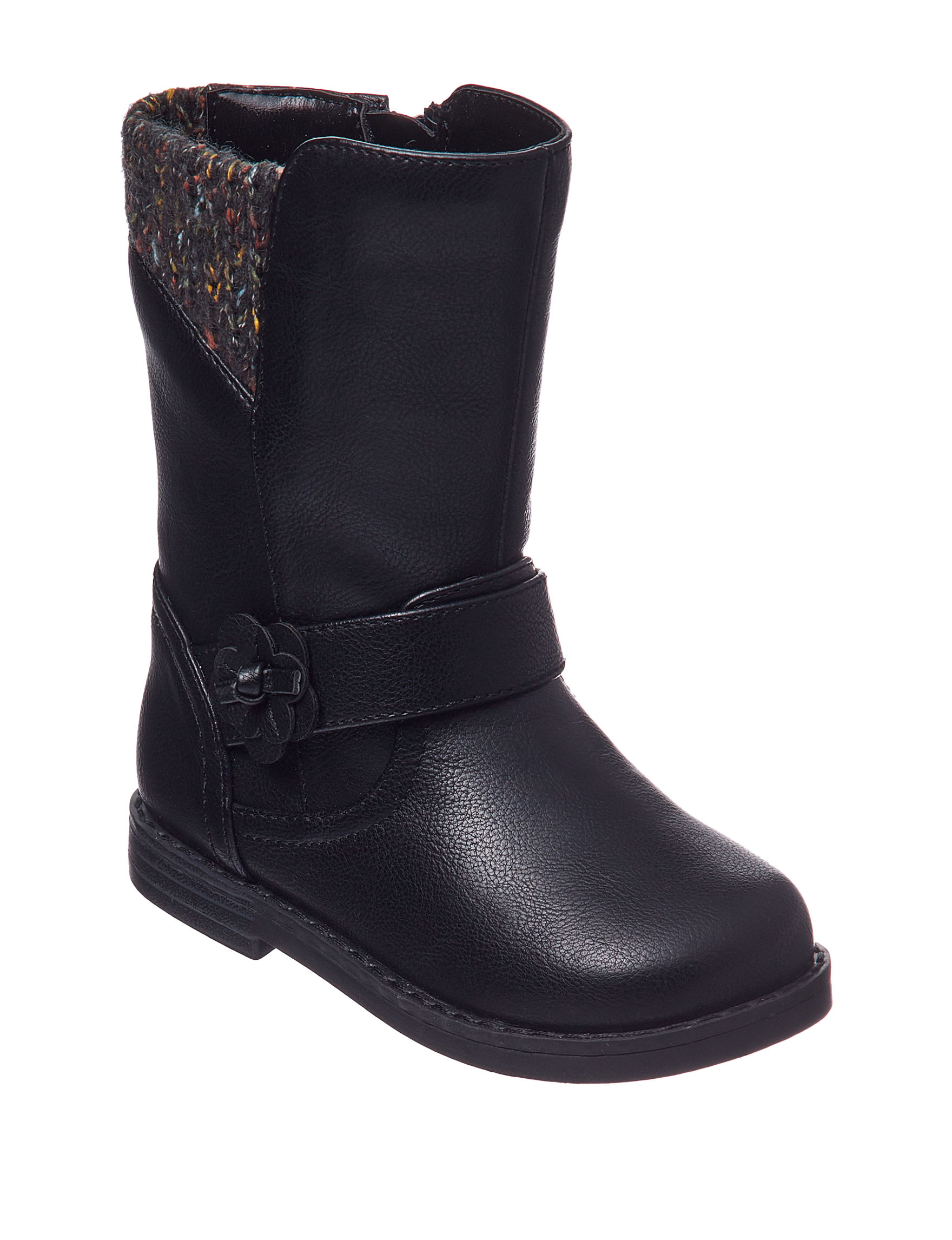 Specialty Girl Black Riding Boots