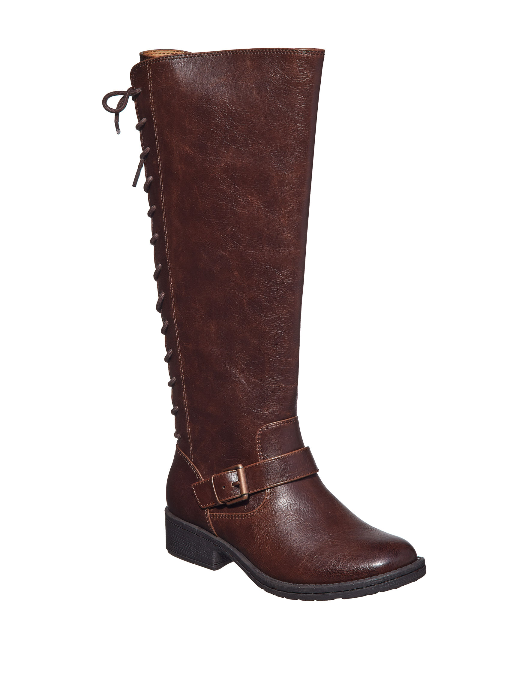 Eurosoft Brown Riding Boots