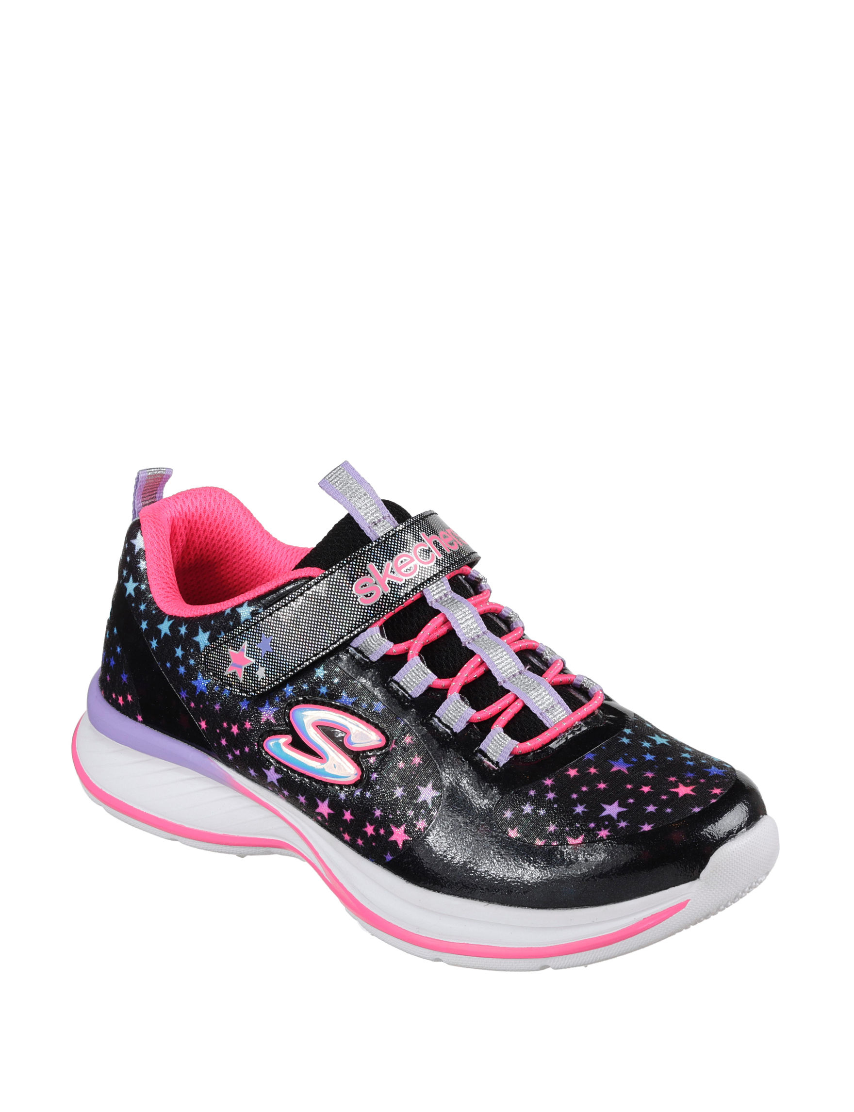 Skechers Black Multi