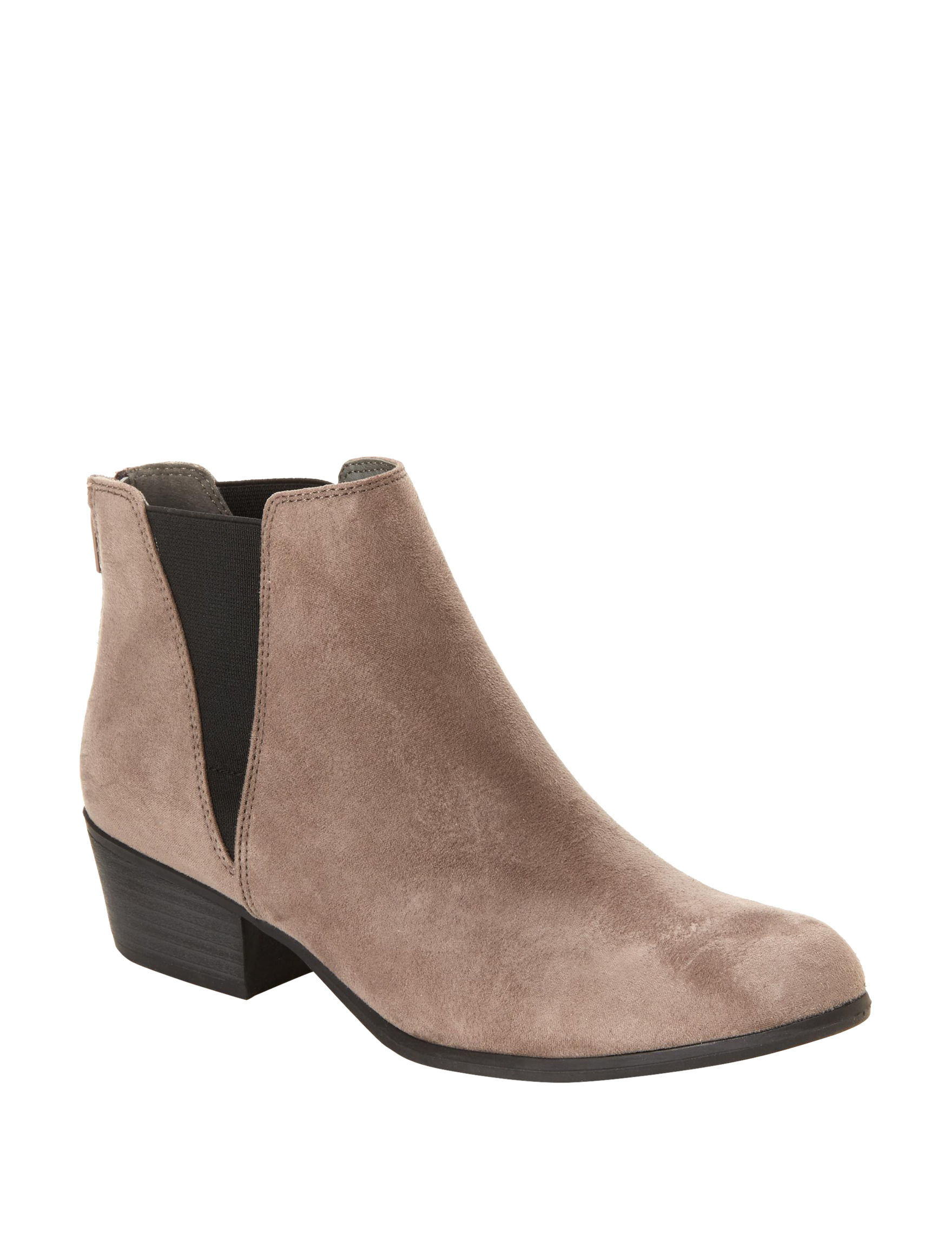 Esprit Charcoal Ankle Boots & Booties