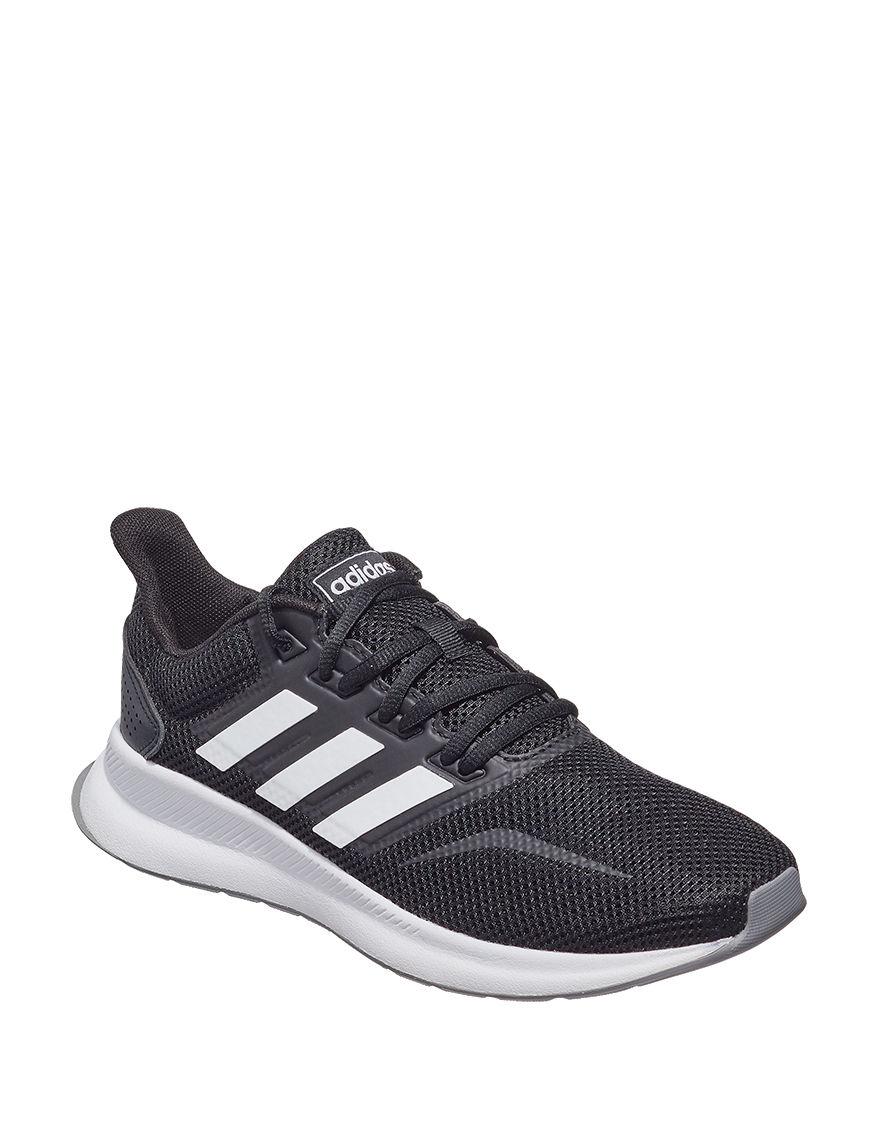 Adidas Black White