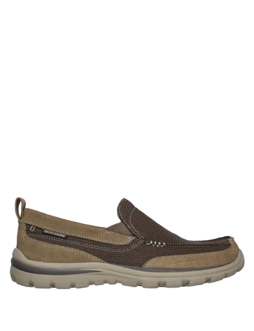 fbba0544 Skechers Men's Superior Milford Slip-On Shoes | Stage Stores