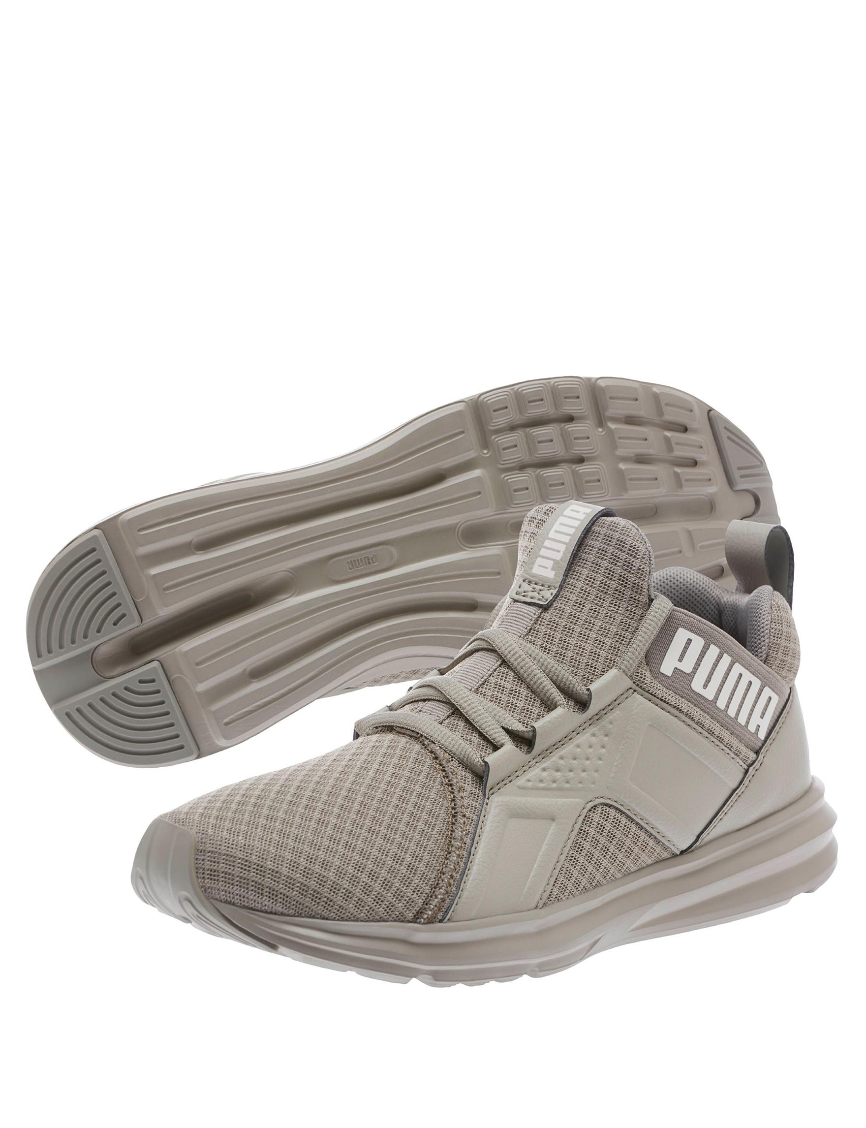 Puma Light Brown Comfort Shoes