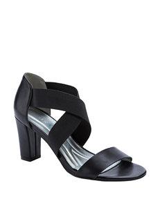 f11e24691e9 Andrew Geller Women s Queena Heeled Sandals