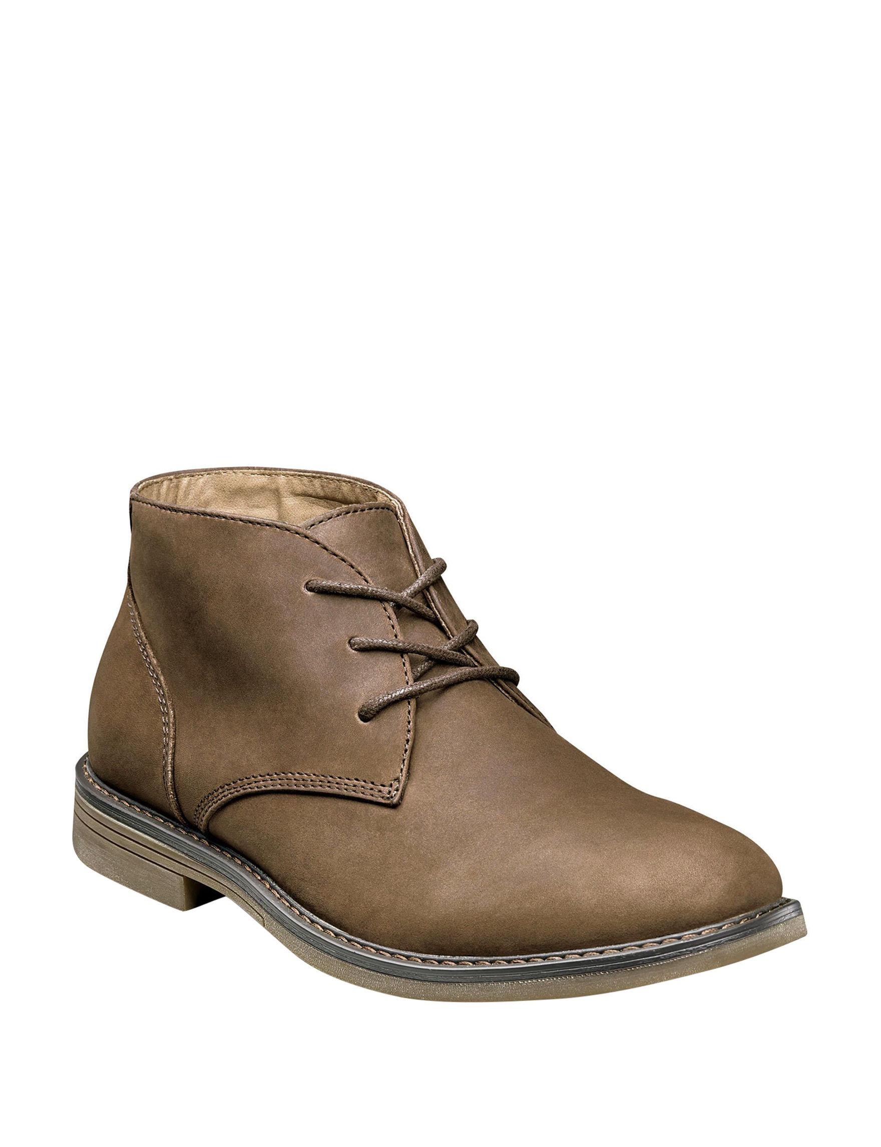 715c171e1b59e Nunn Bush Men s Leather Lancaster Chukka Boots