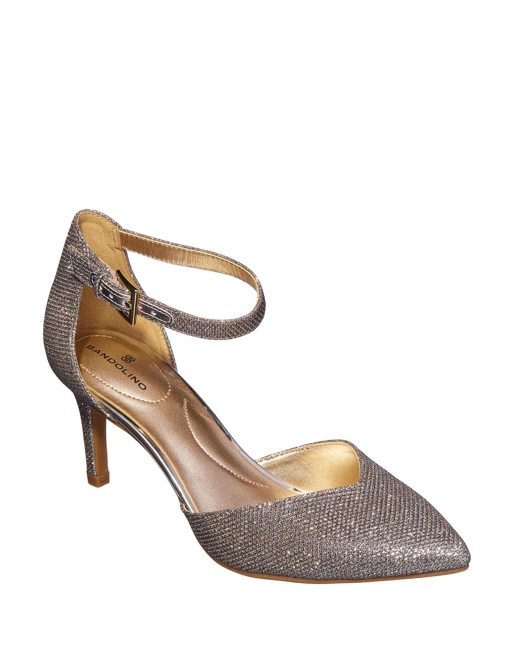 Bandolino Gold Comfort Shoes