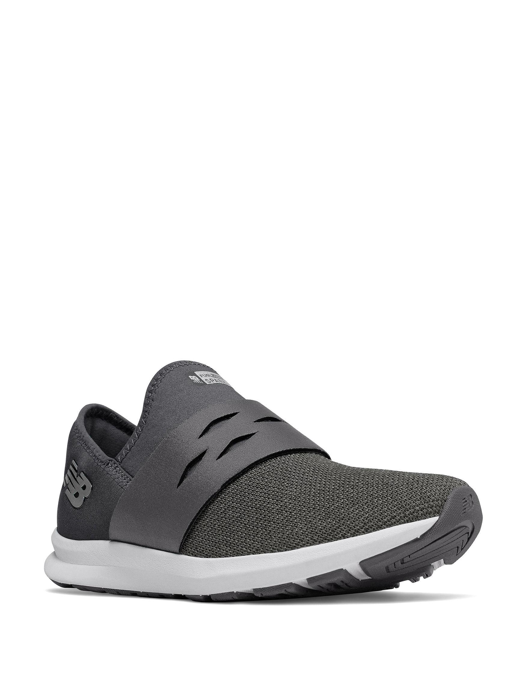 New Balance Grey Comfort Shoes