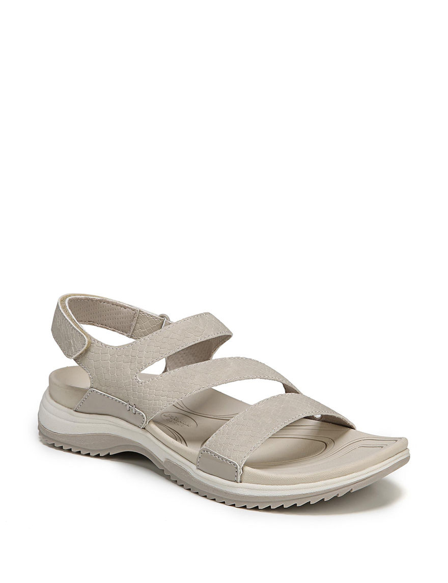 Dr. Scholl's Taupe Sport Sandals