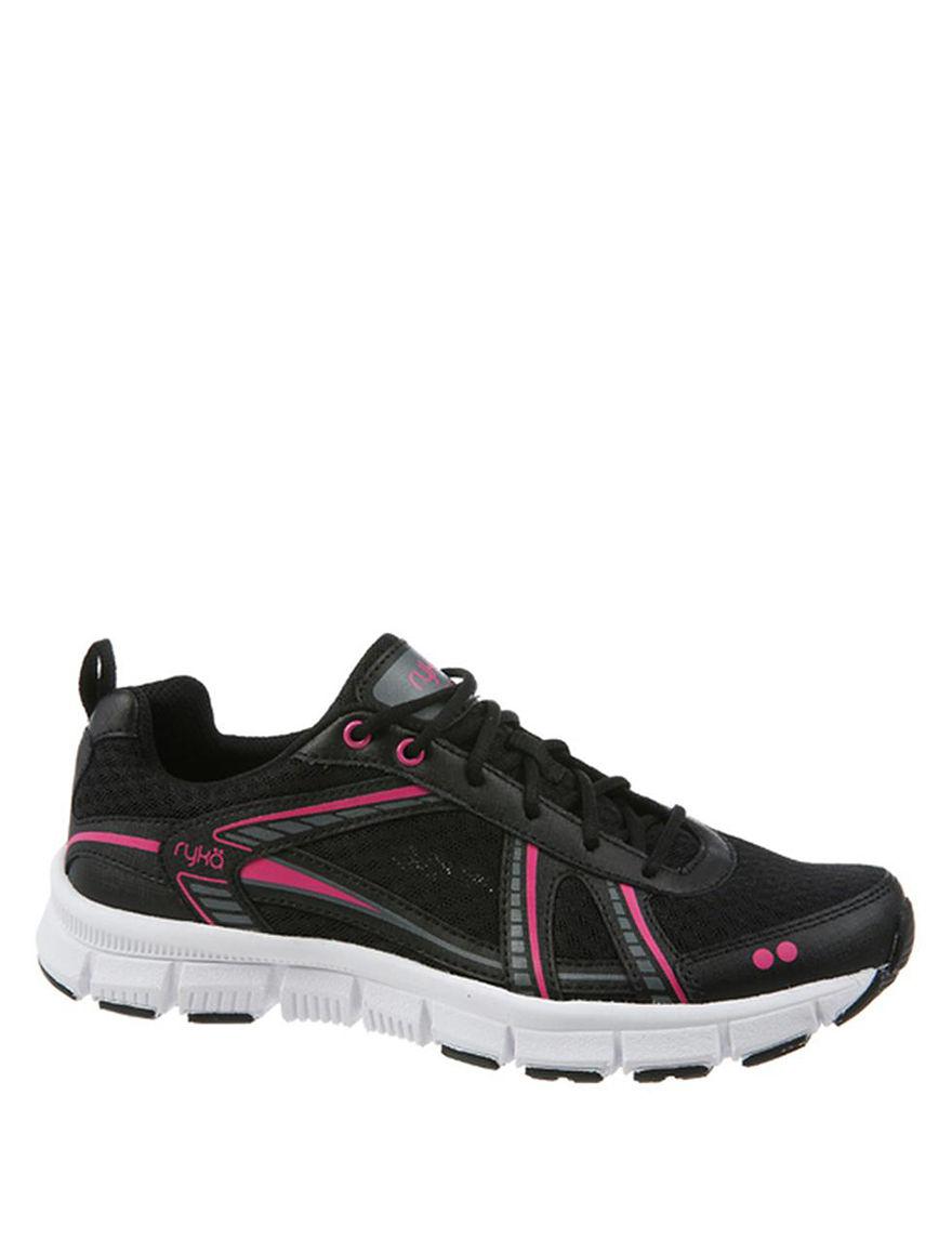 Ryka Black Comfort Shoes