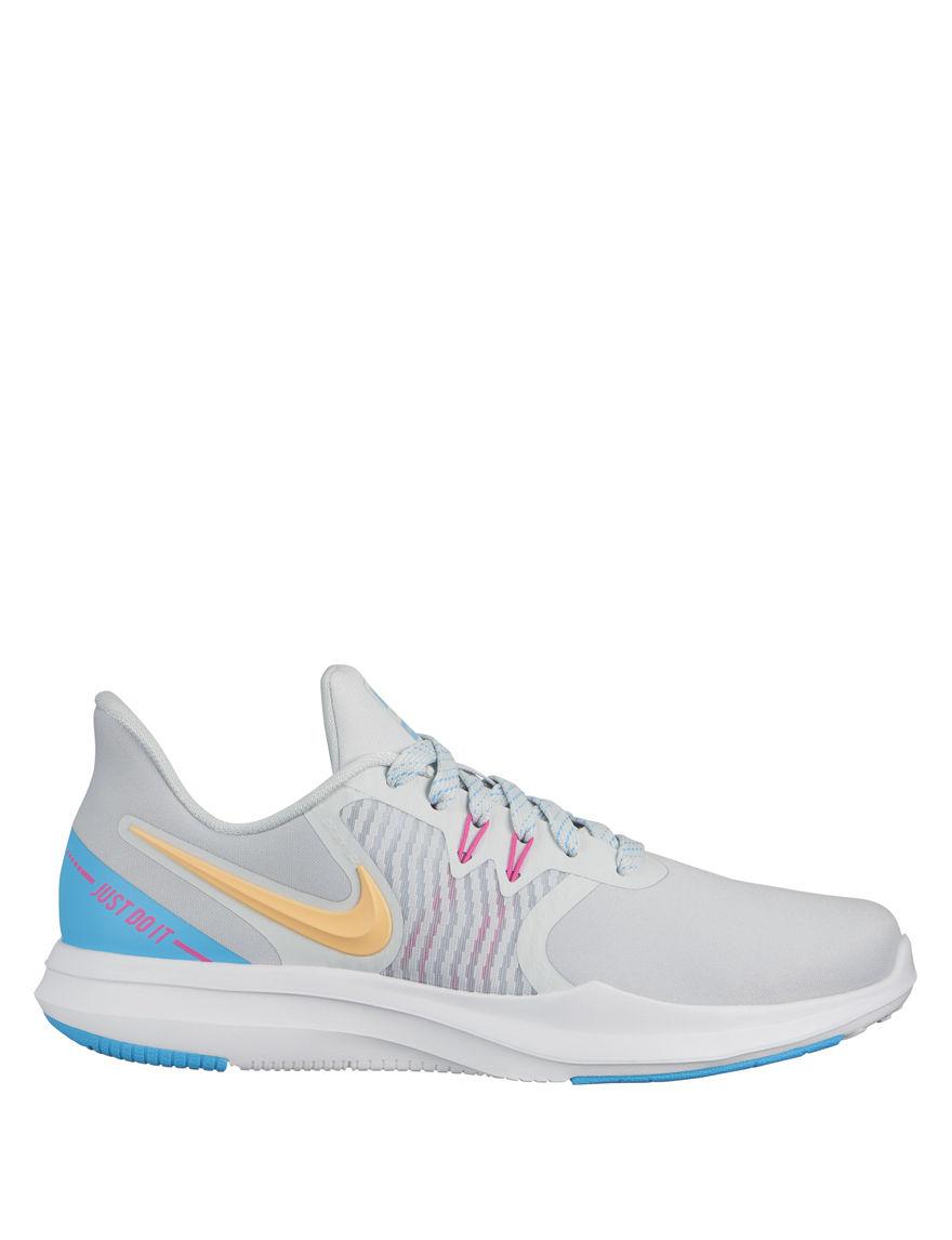 Nike Grey / Blue
