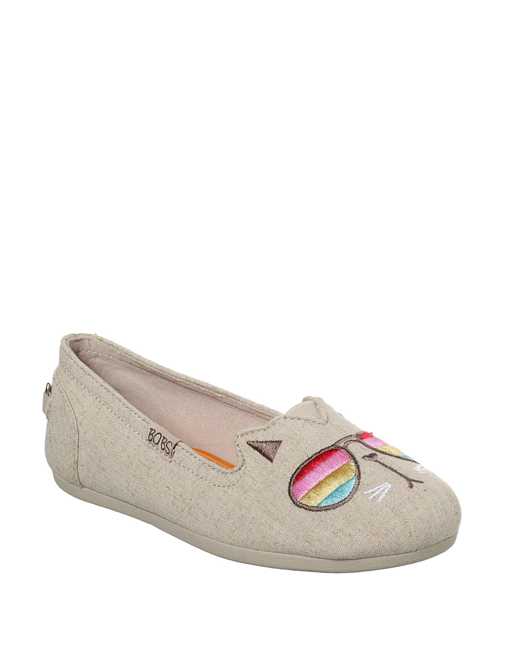 Skechers Beige Comfort Shoes