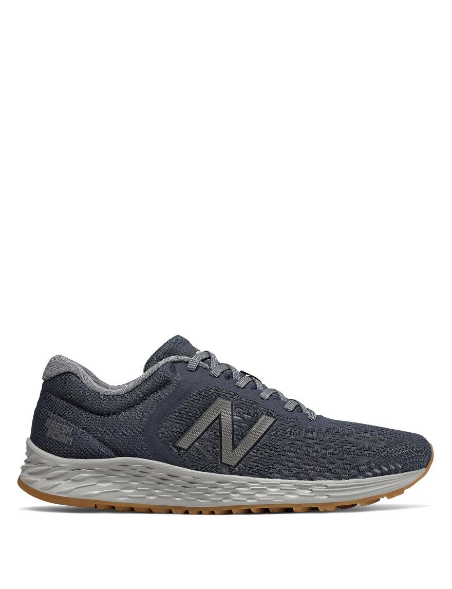 New Balance Navy / Grey