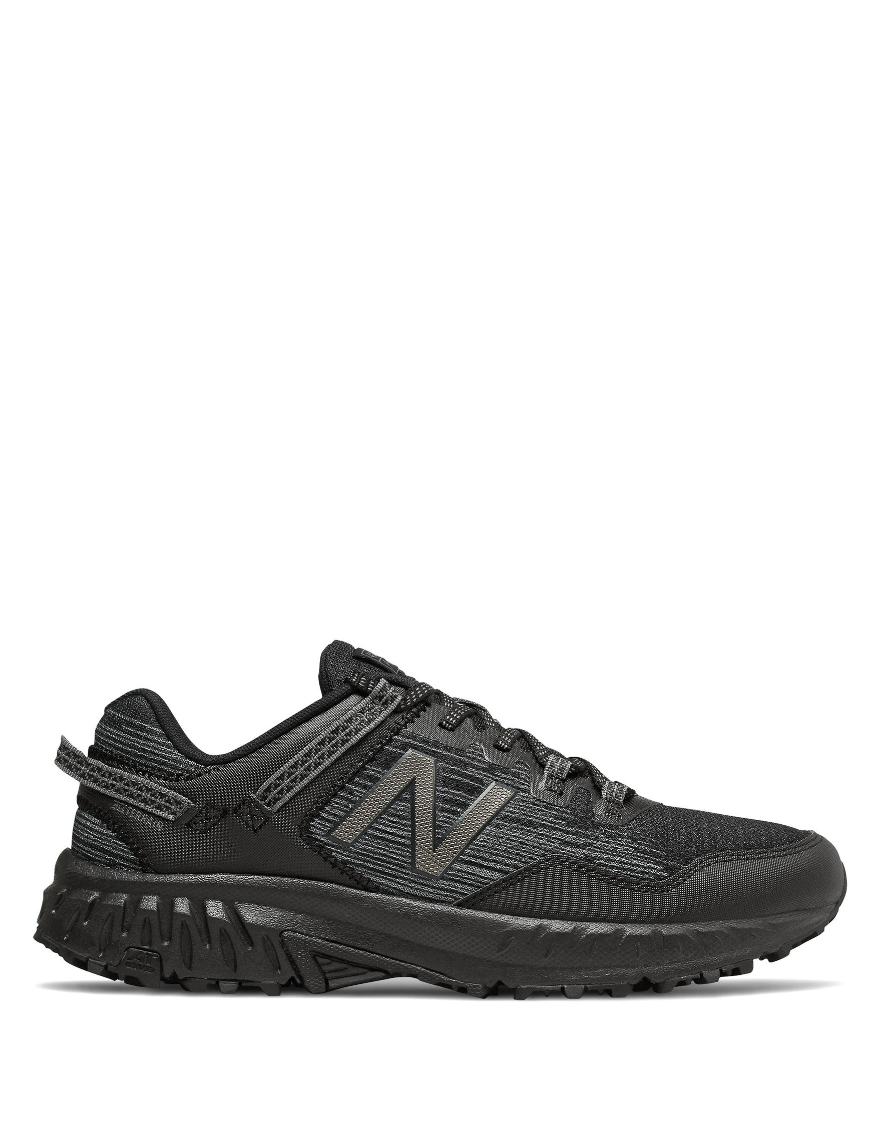 New Balance Black / Grey