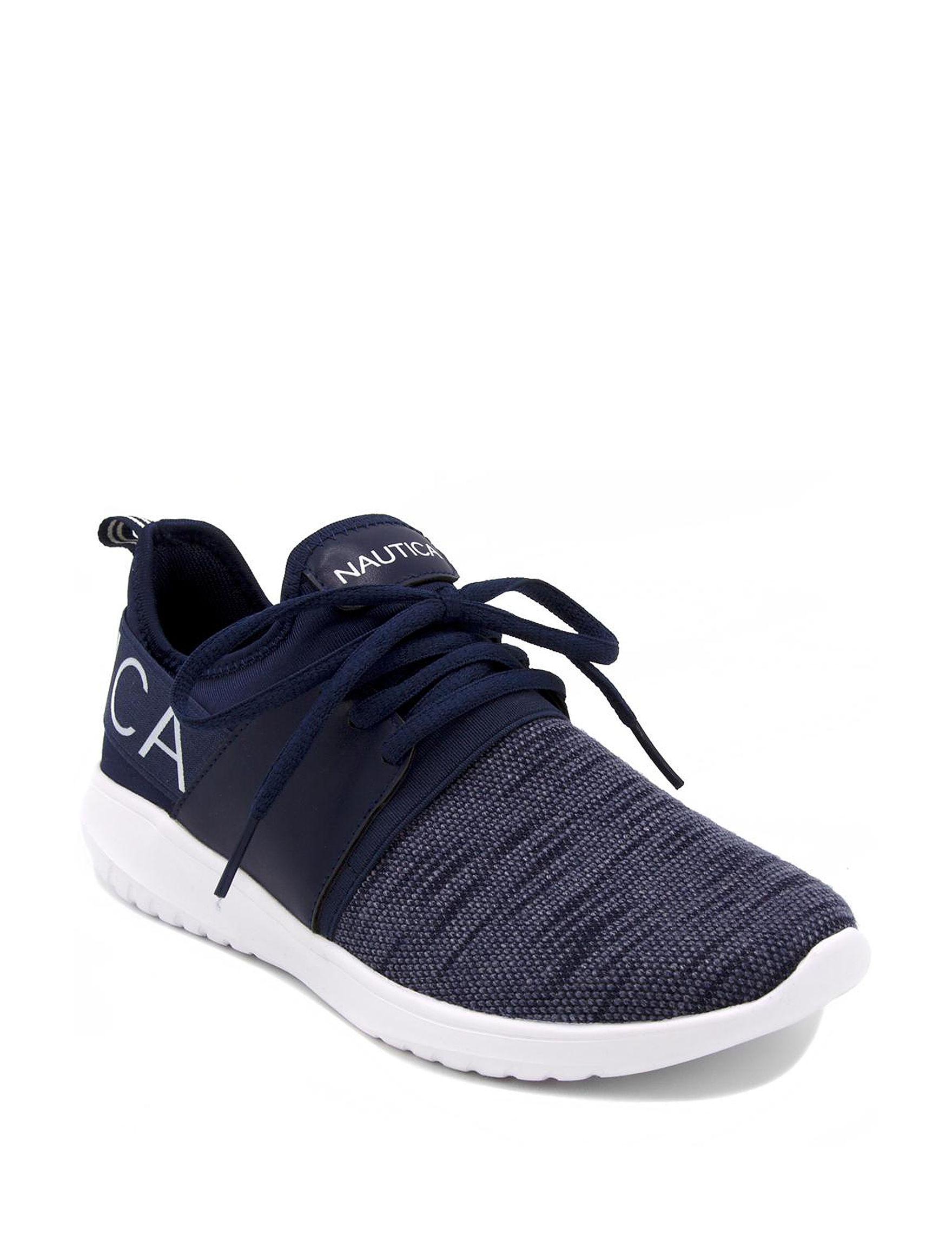 Nautica Navy Comfort Shoes