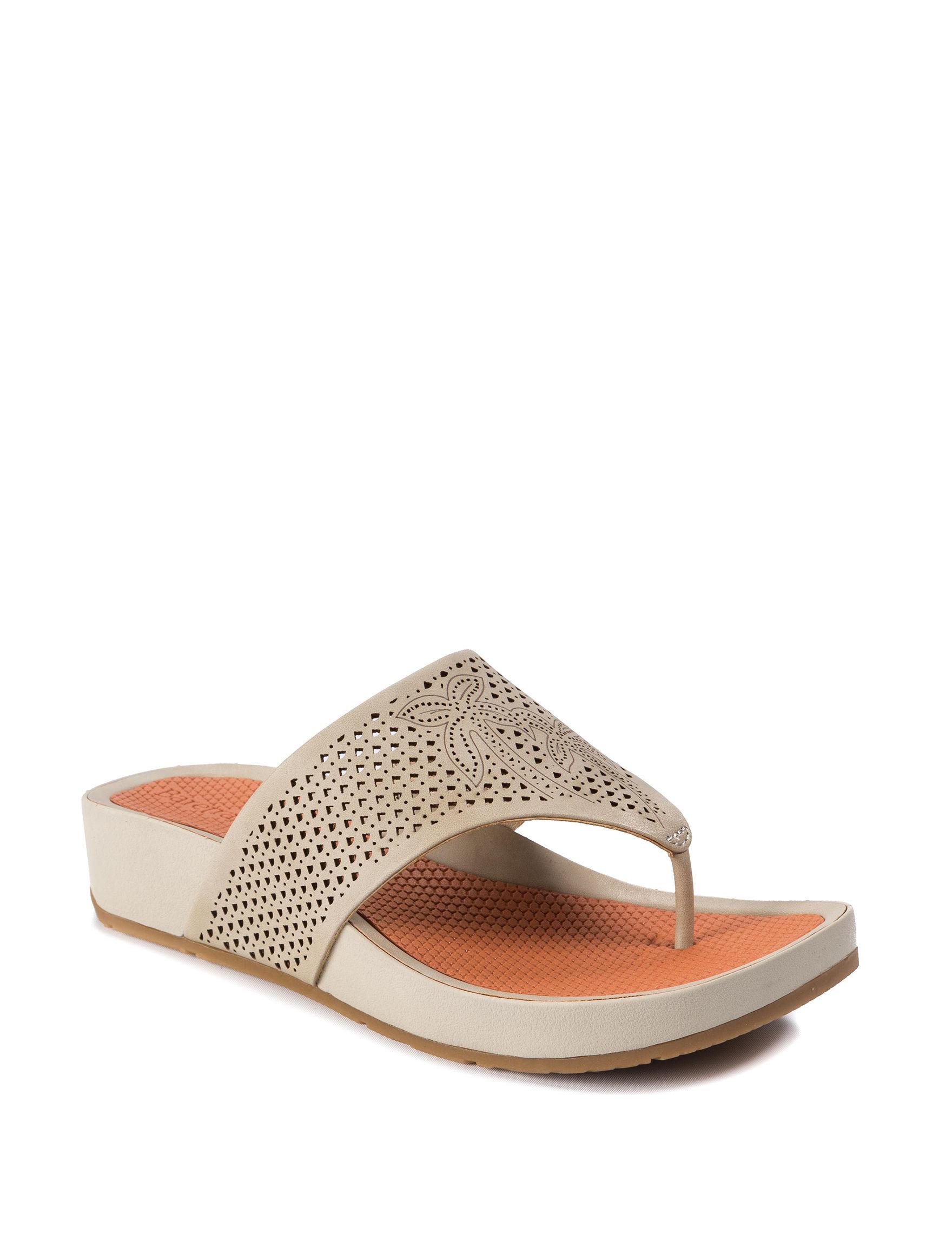 Baretraps Stone Flat Sandals Wedge Sandals