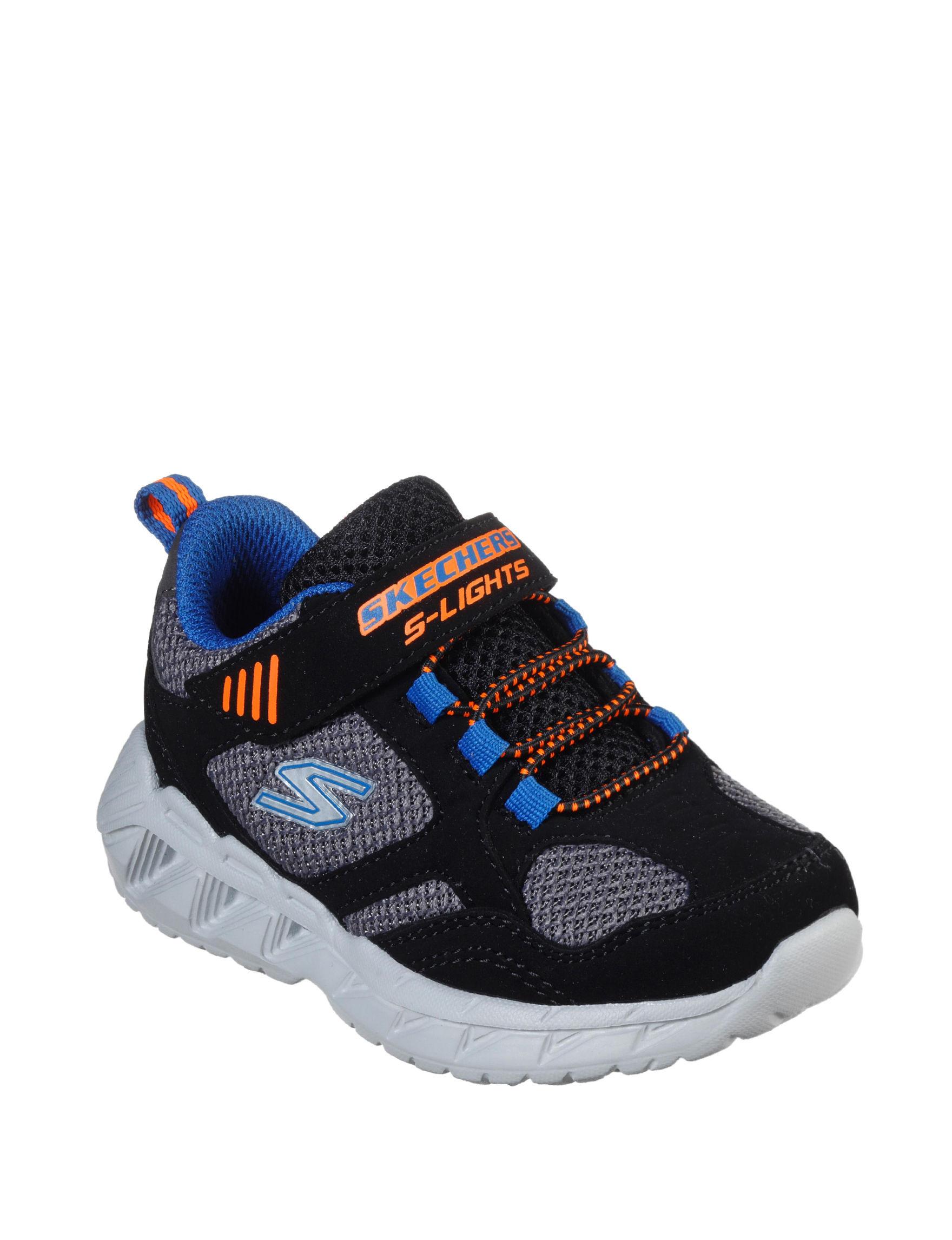 Skechers Black / Blue