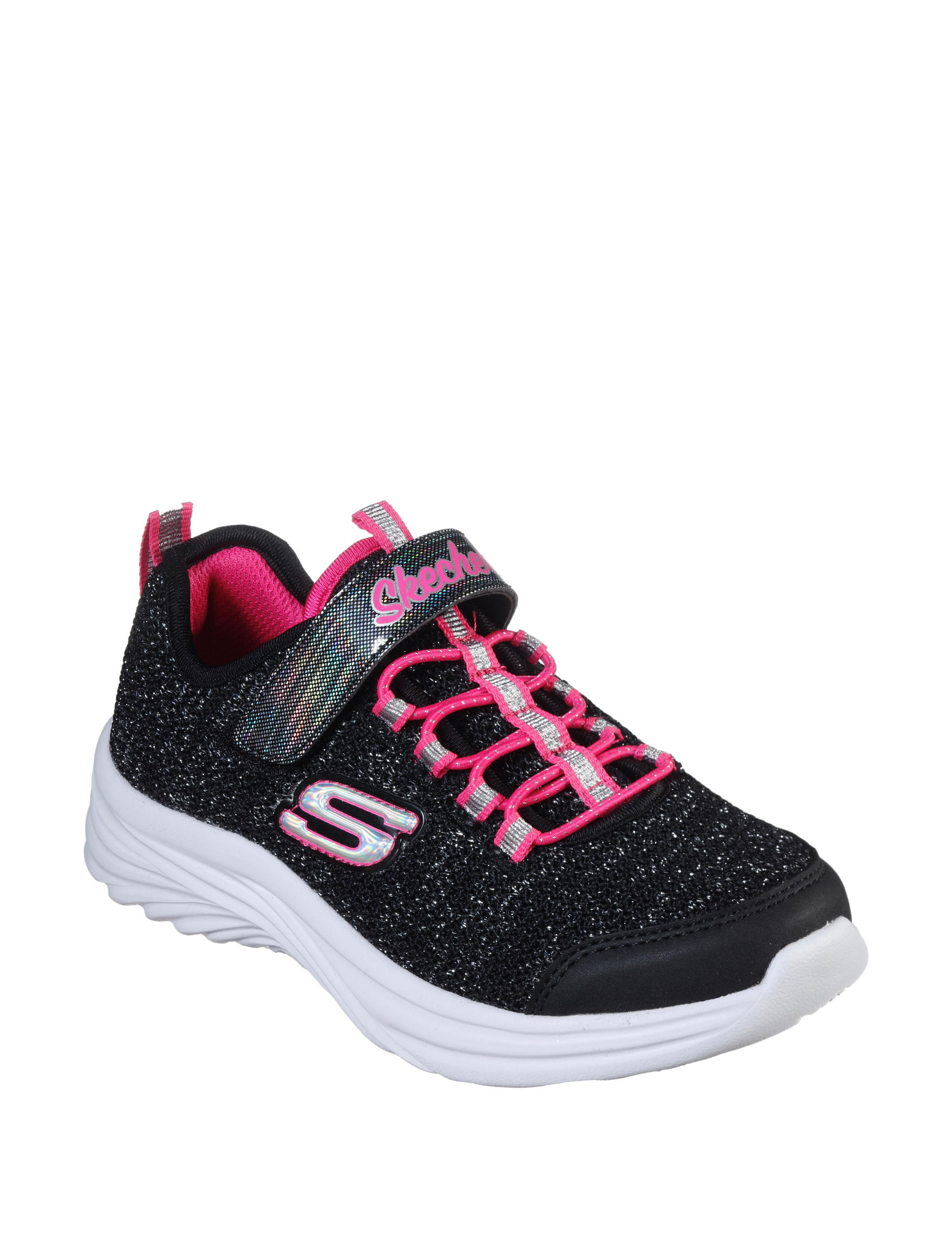Skechers Black / Pink