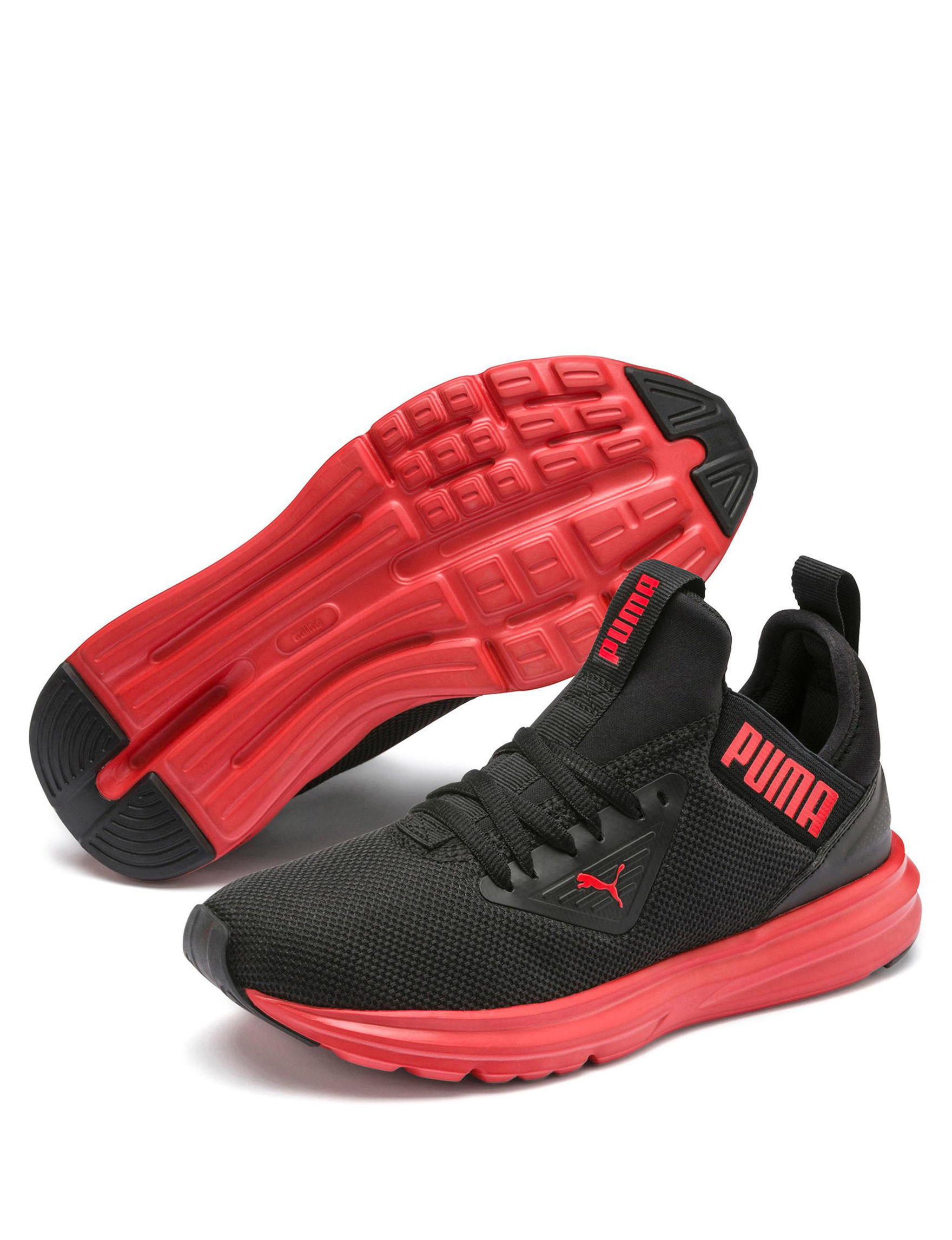 Puma Black / Red