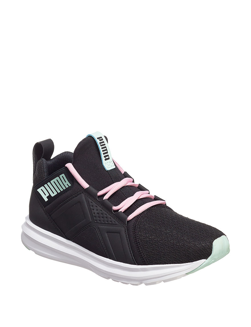 Puma Black Comfort Shoes
