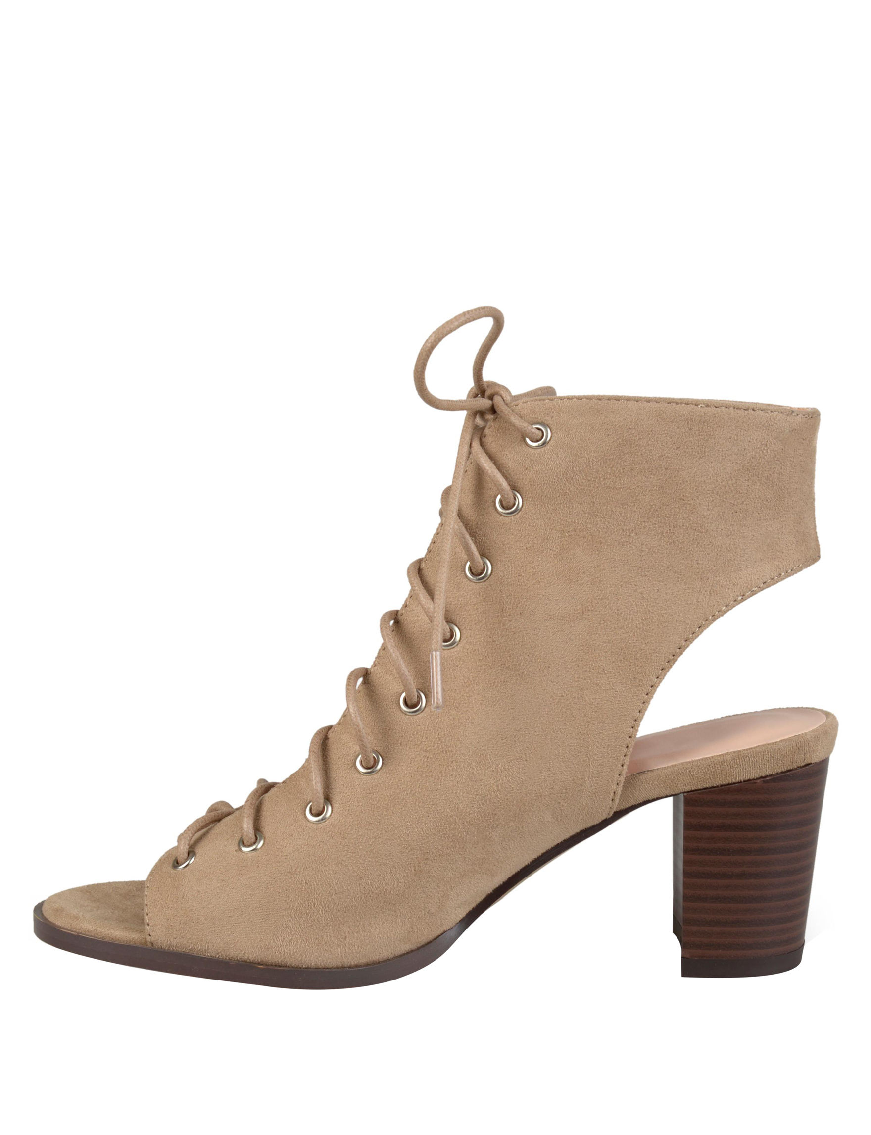 0af44d61cee Journee Collection Women's Posey Lace-Up Ankle Boots | Stage Stores