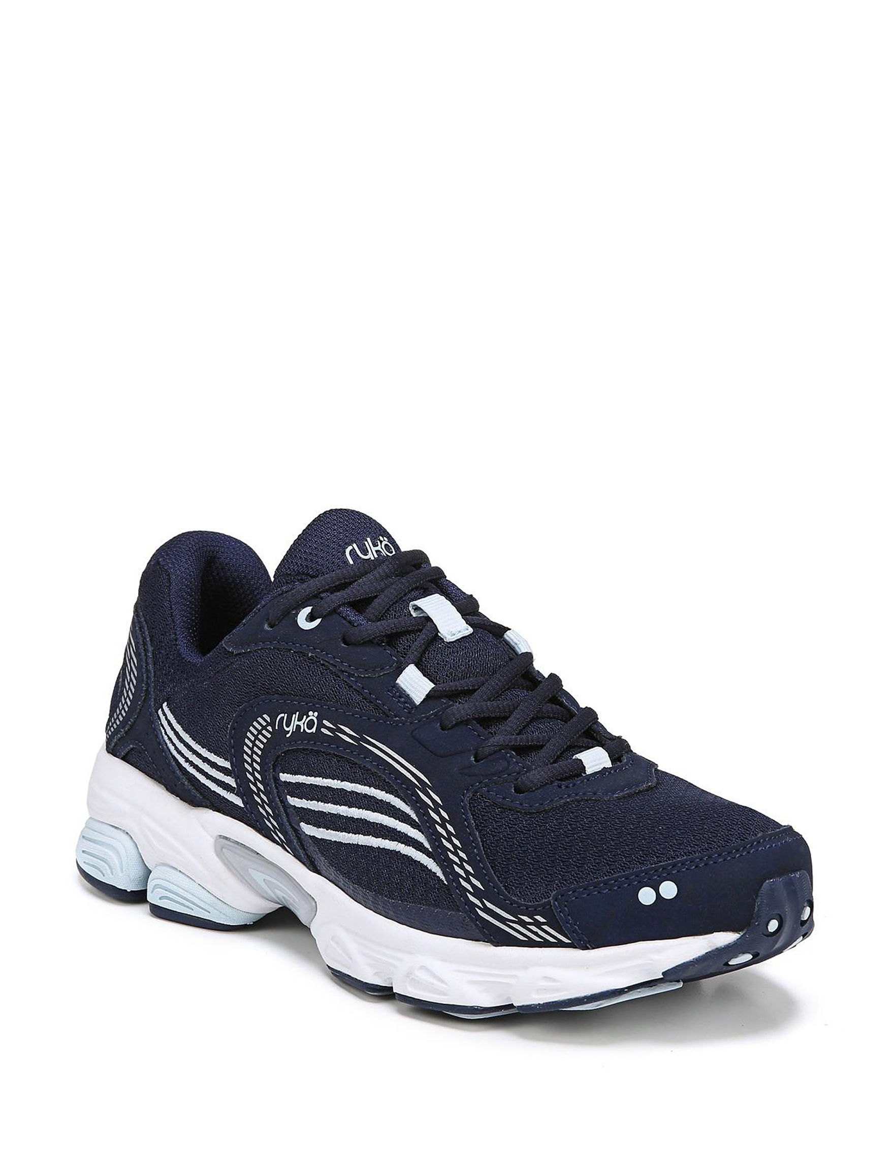Ryka Navy Comfort Shoes