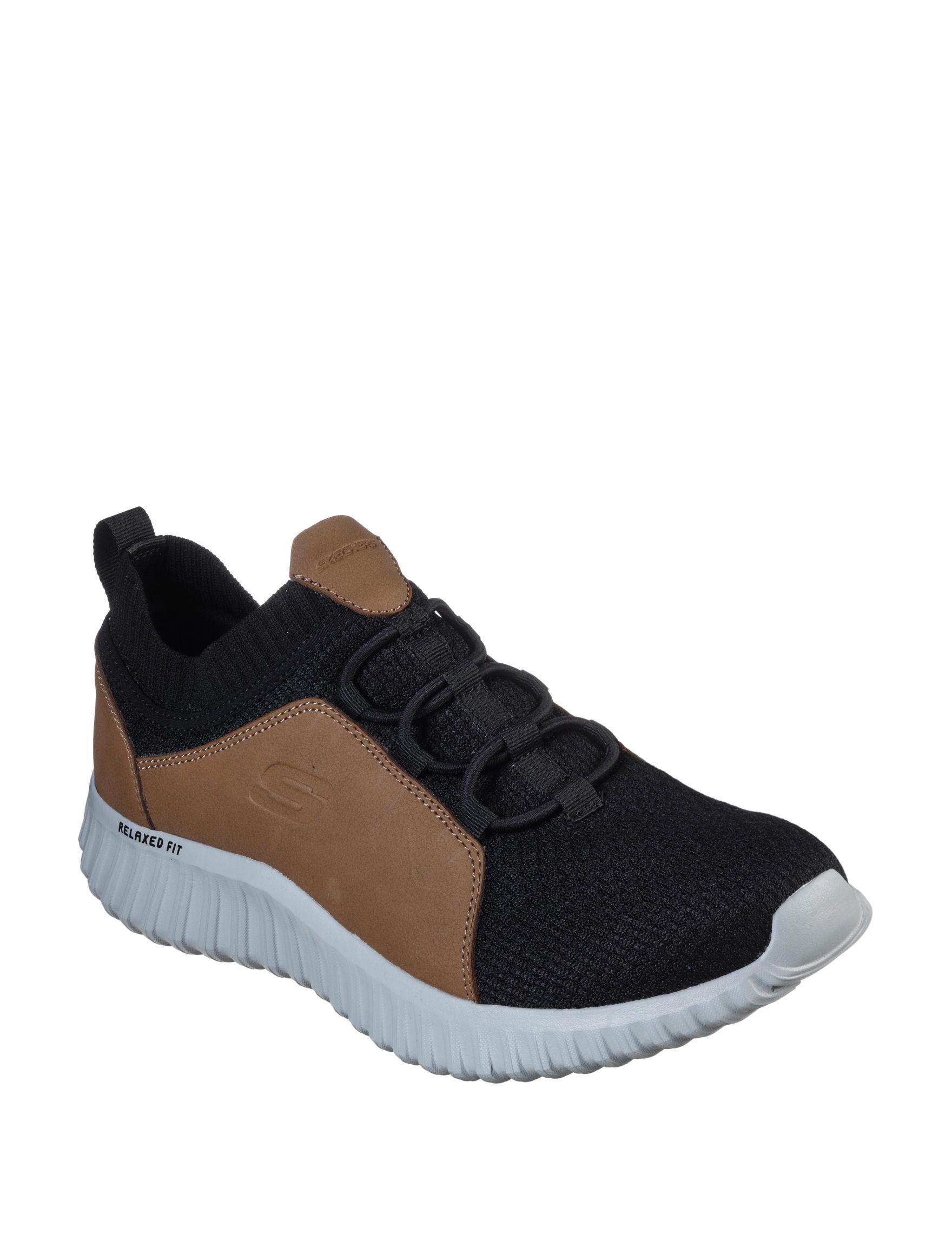 Skechers Black / Brown