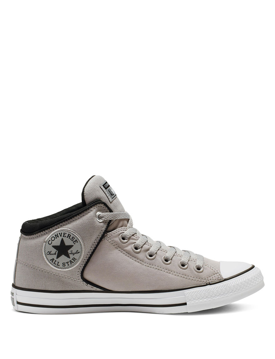 Converse Grey / Black / White