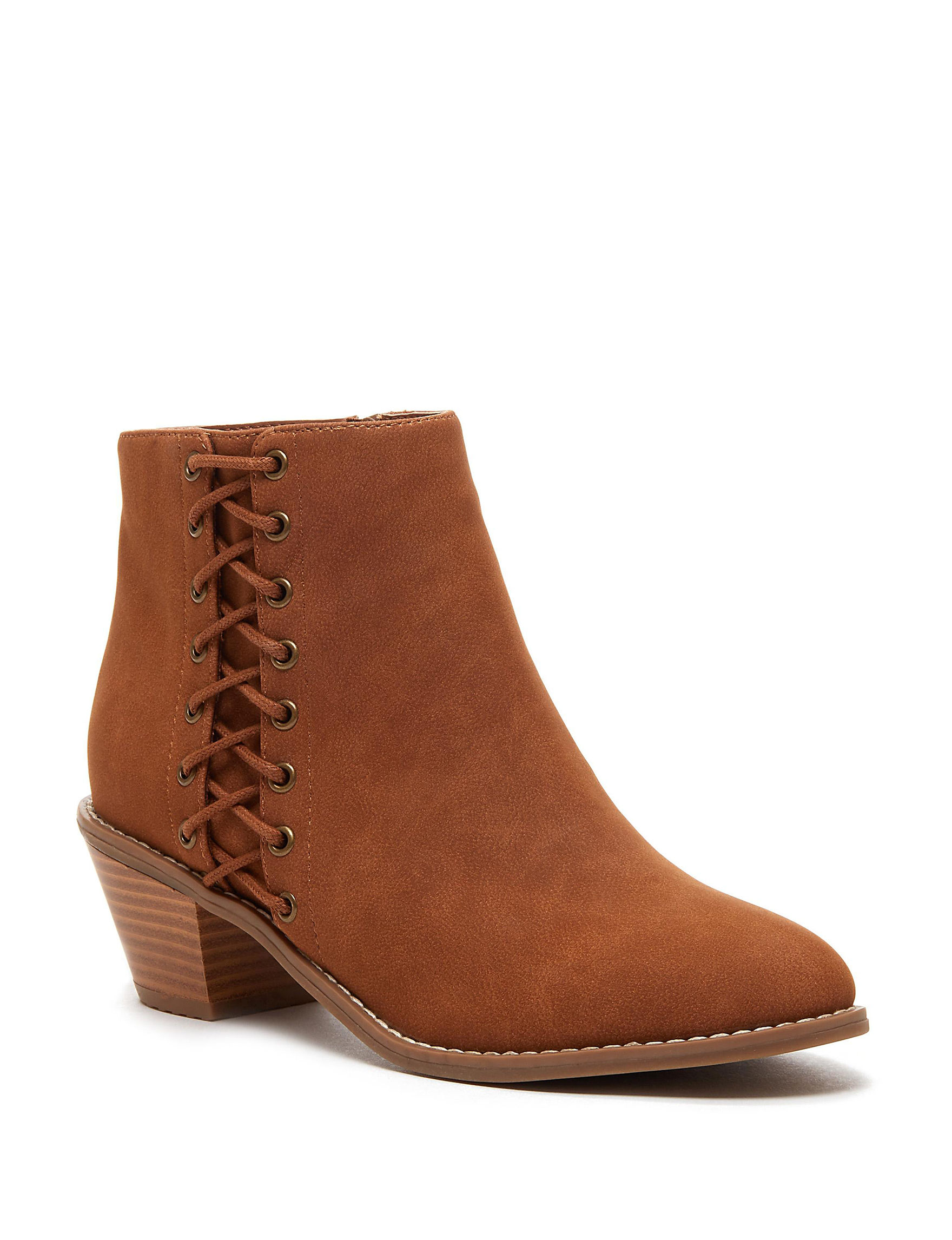 Rocket Dog Brown Ankle Boots & Booties