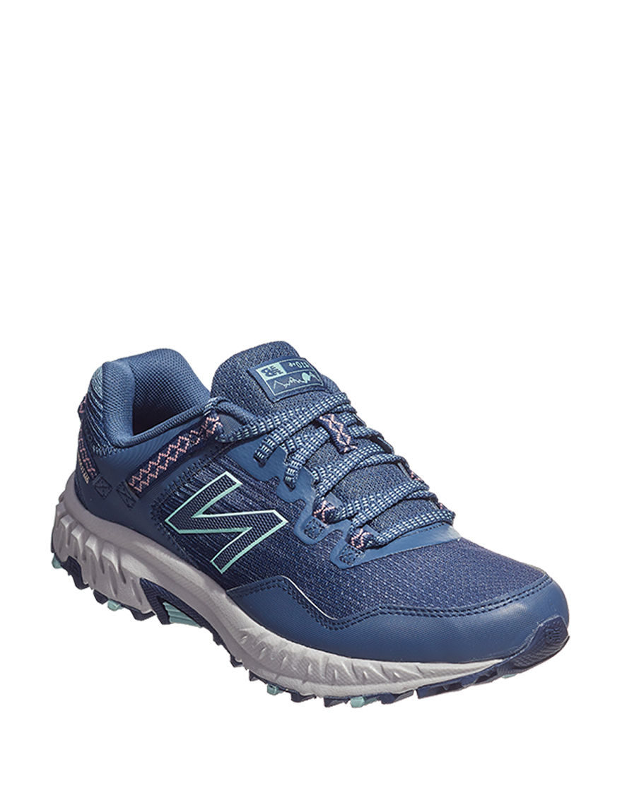 New Balance Navy / Pink Comfort Shoes