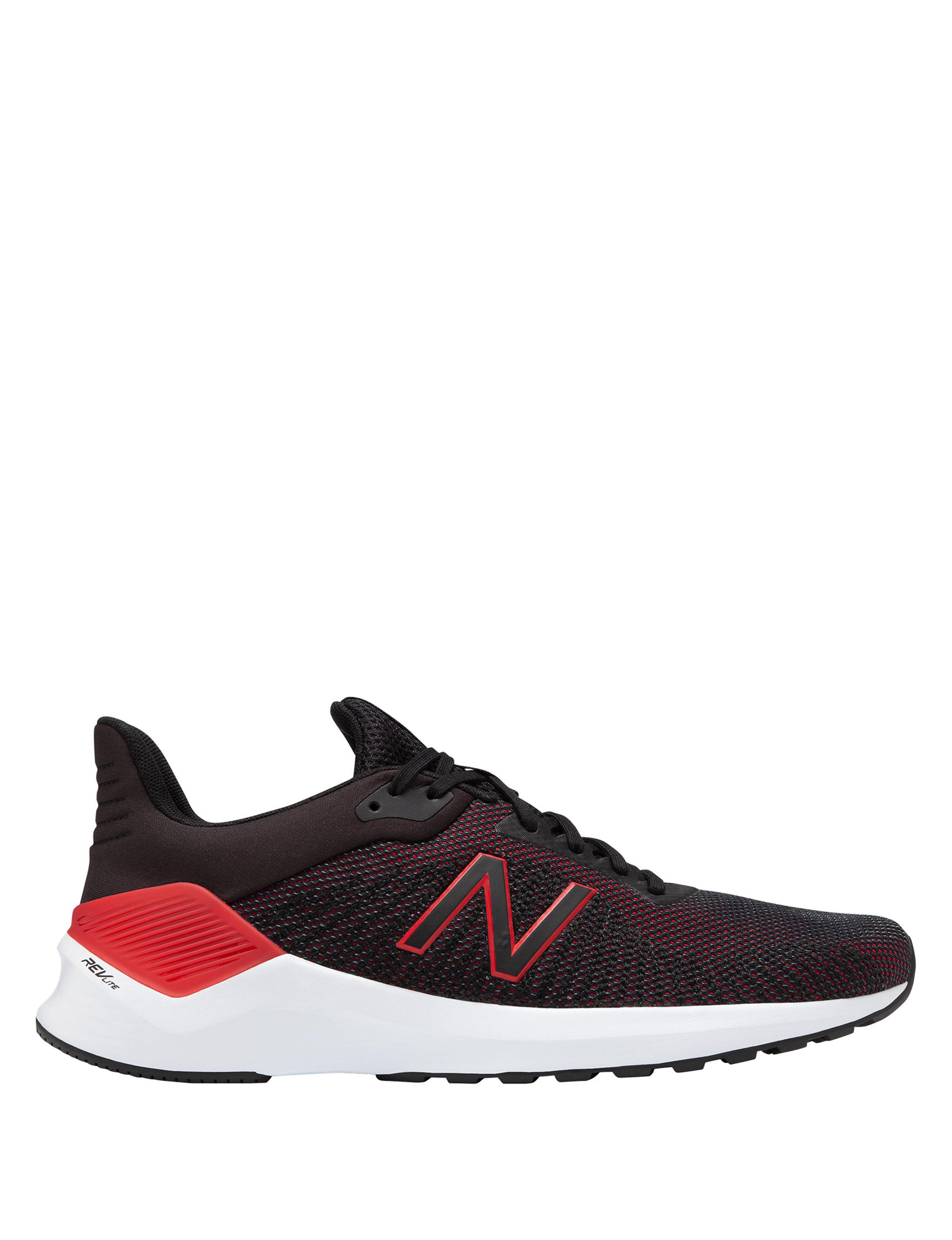 New Balance Black / Red