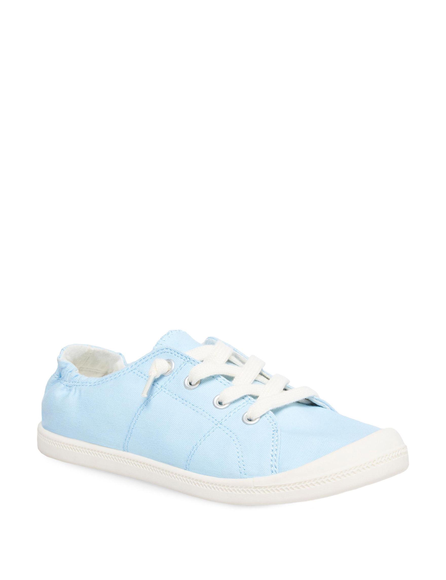 Madden Girl Blue Comfort Shoes