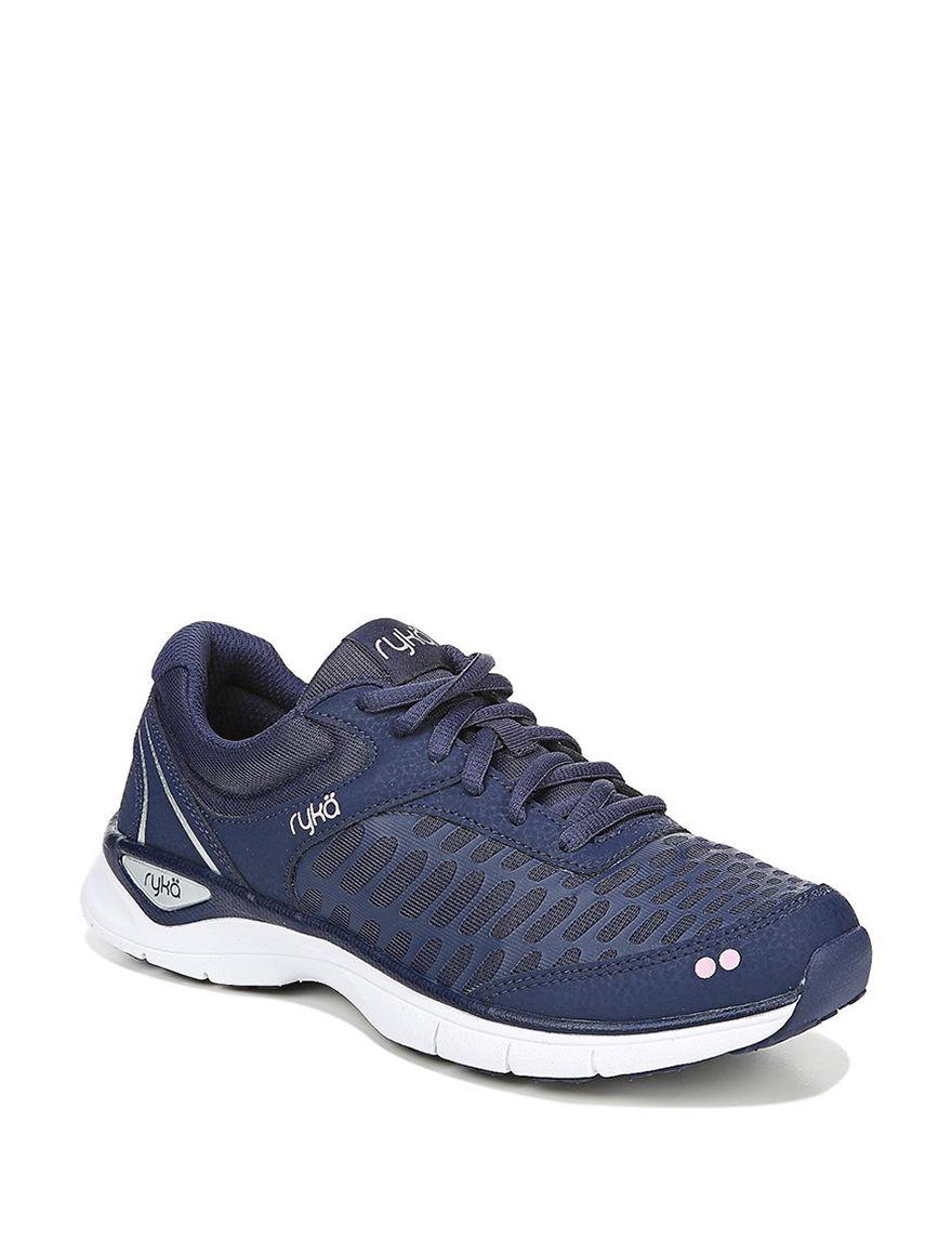 Ryka Navy Comfort Shoes