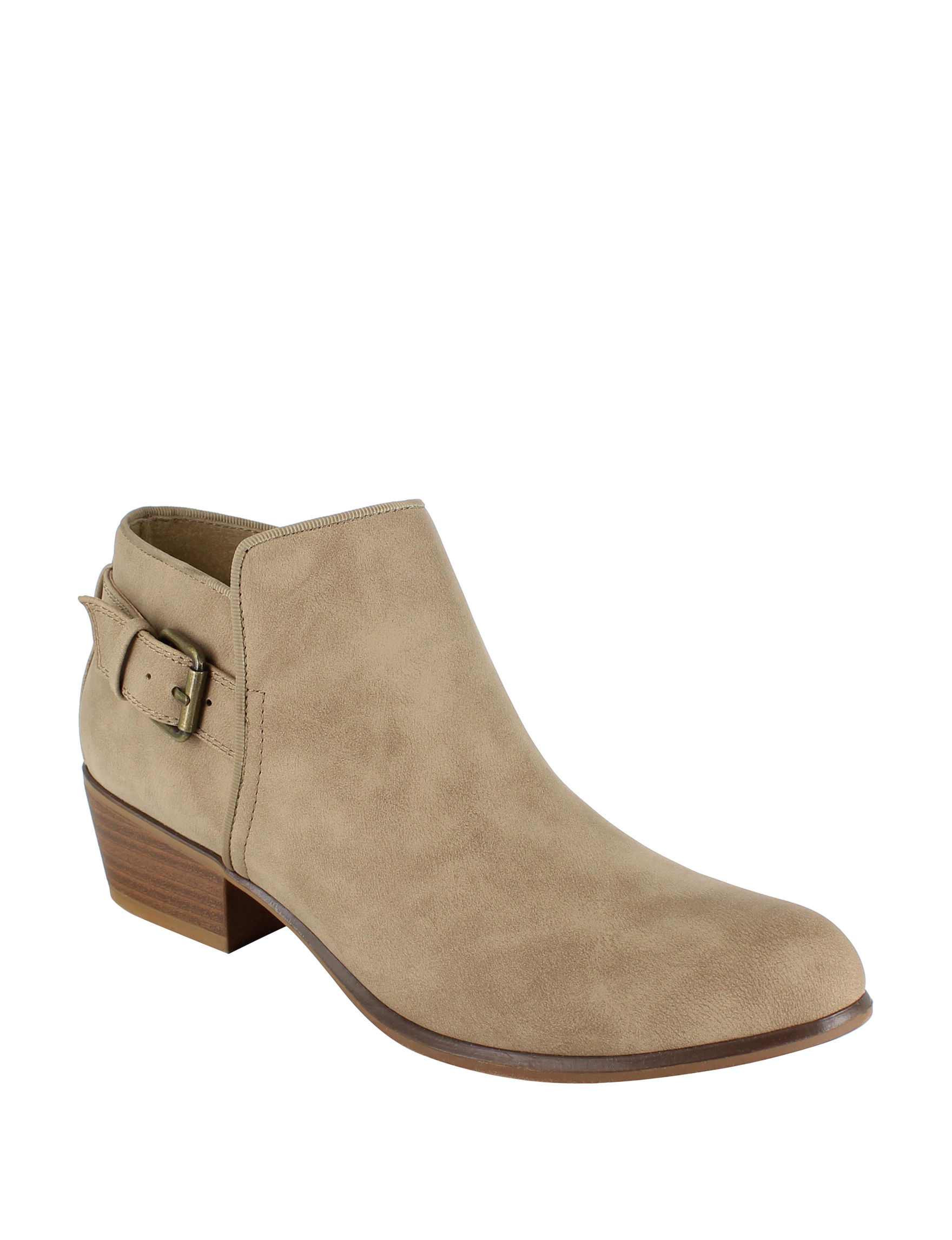 Esprit Taupe Ankle Boots & Booties