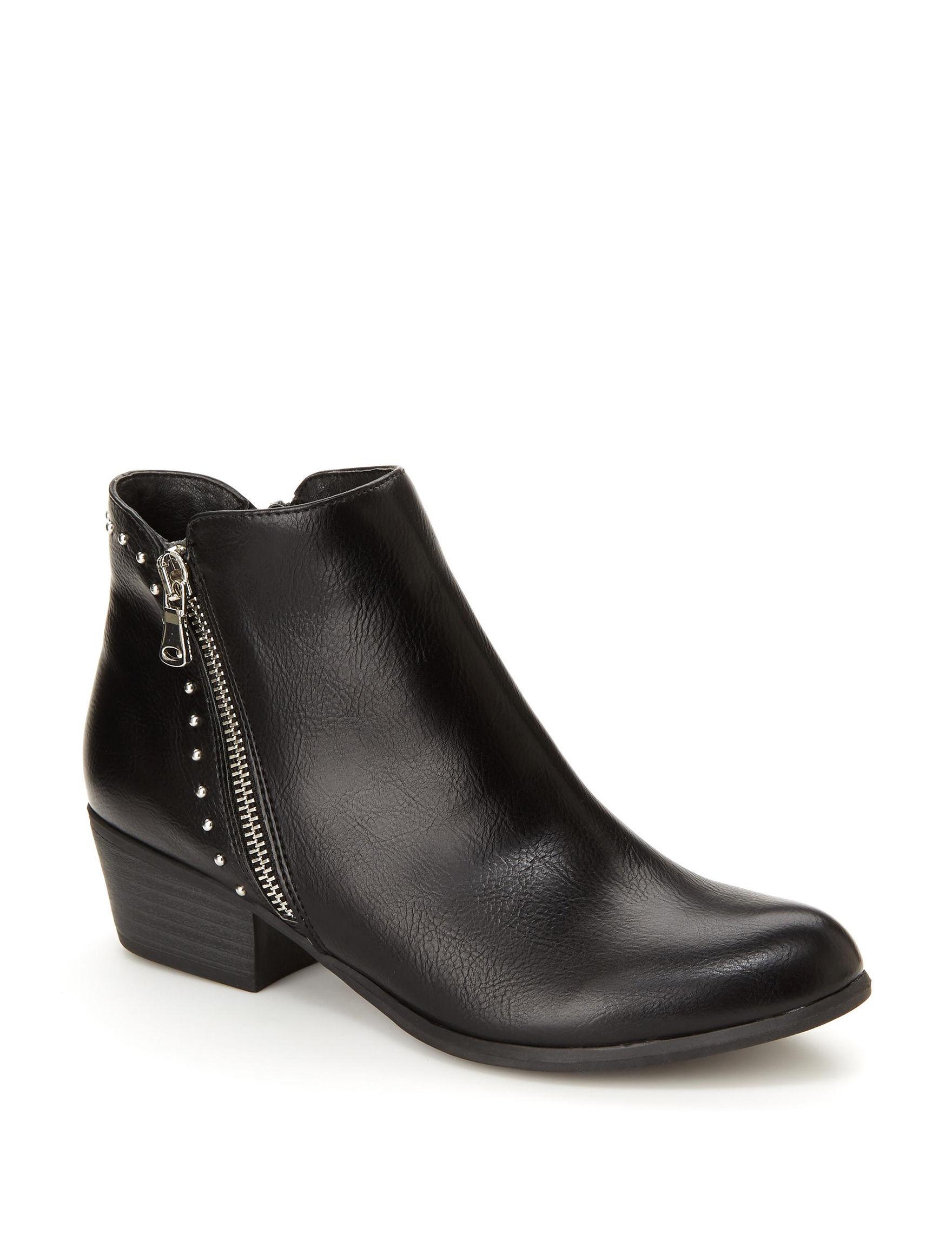 Esprit Black Ankle Boots & Booties