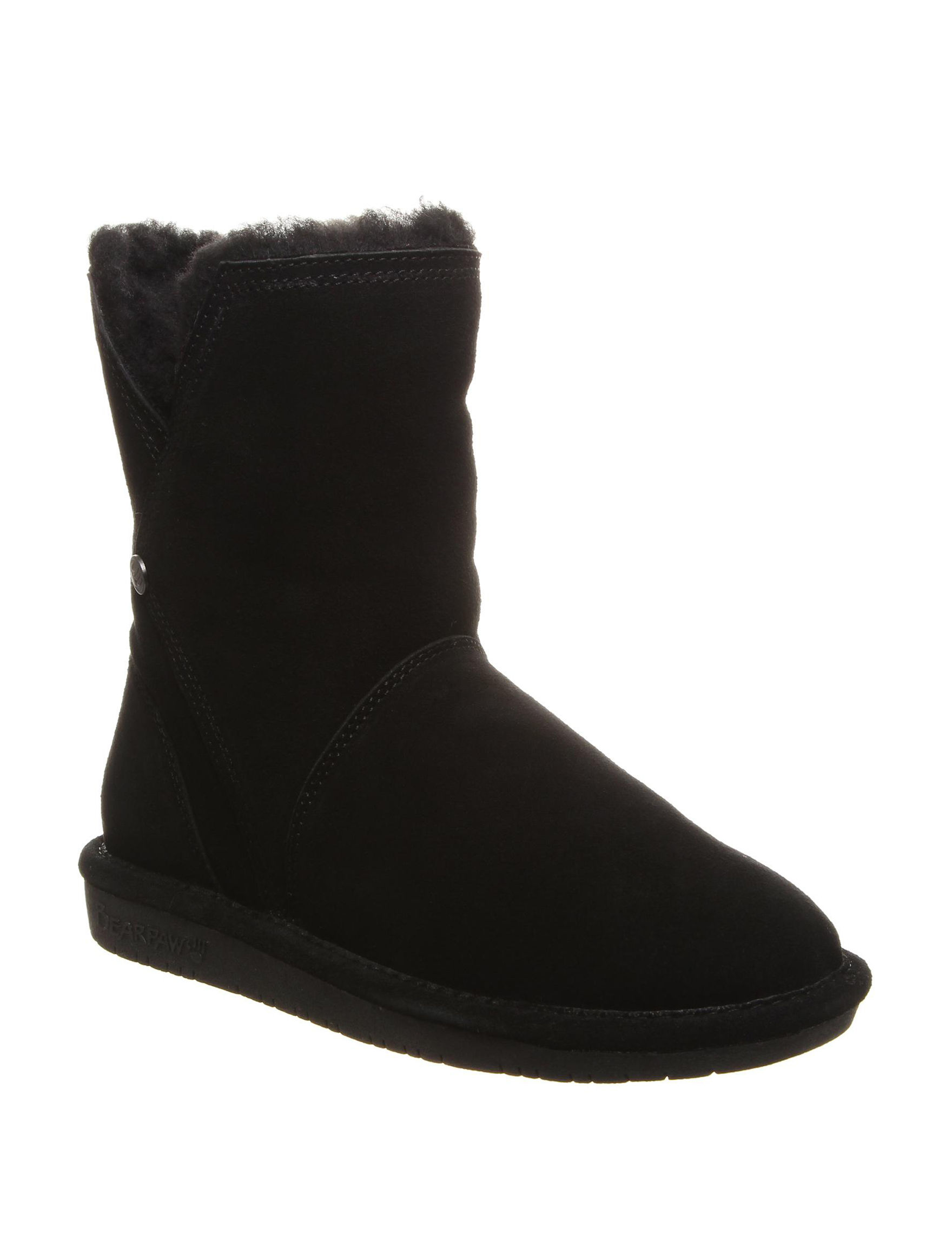 Bearpaw Chocolate Brown Comfort Shoes Winter Boots