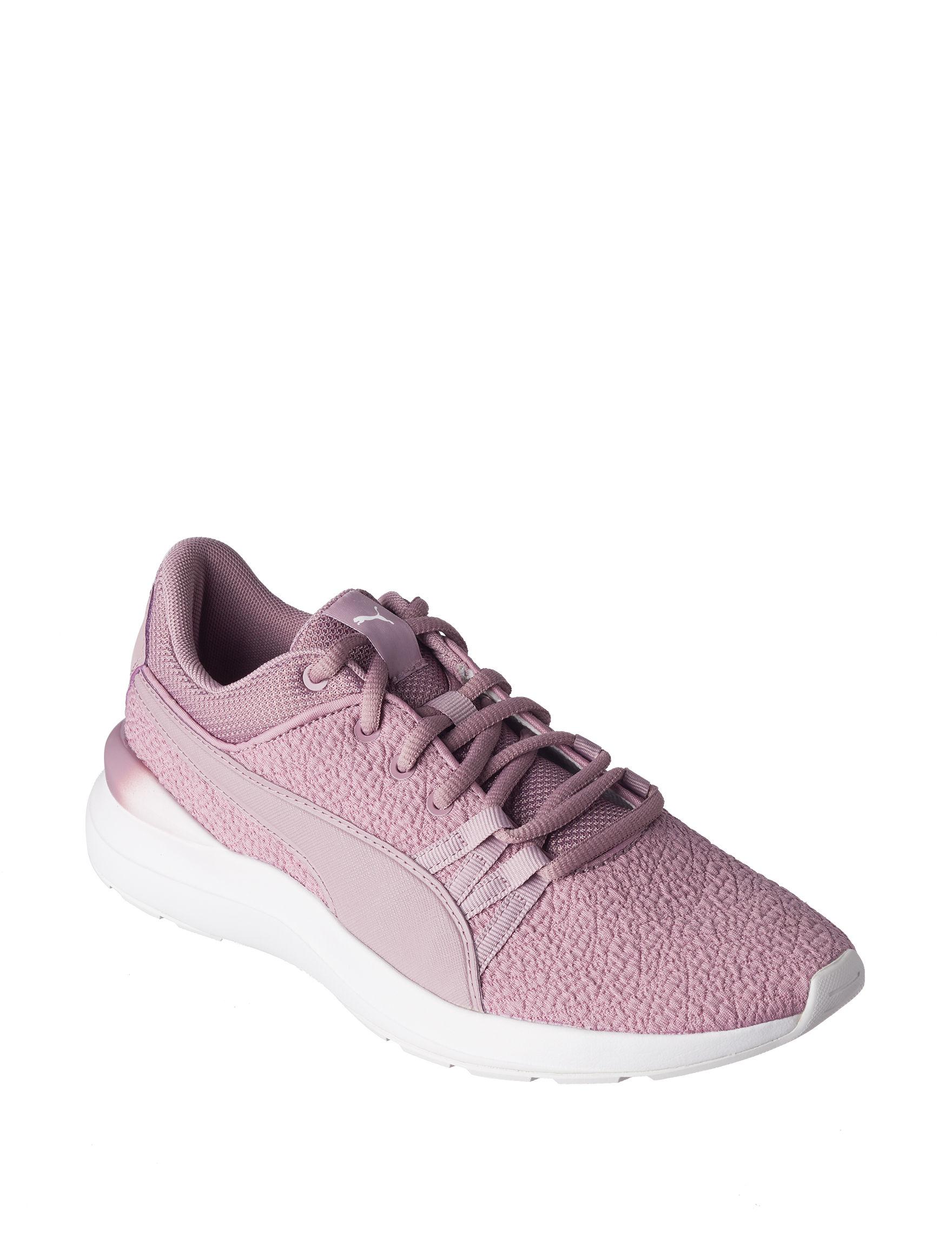 Puma Purple Comfort Shoes