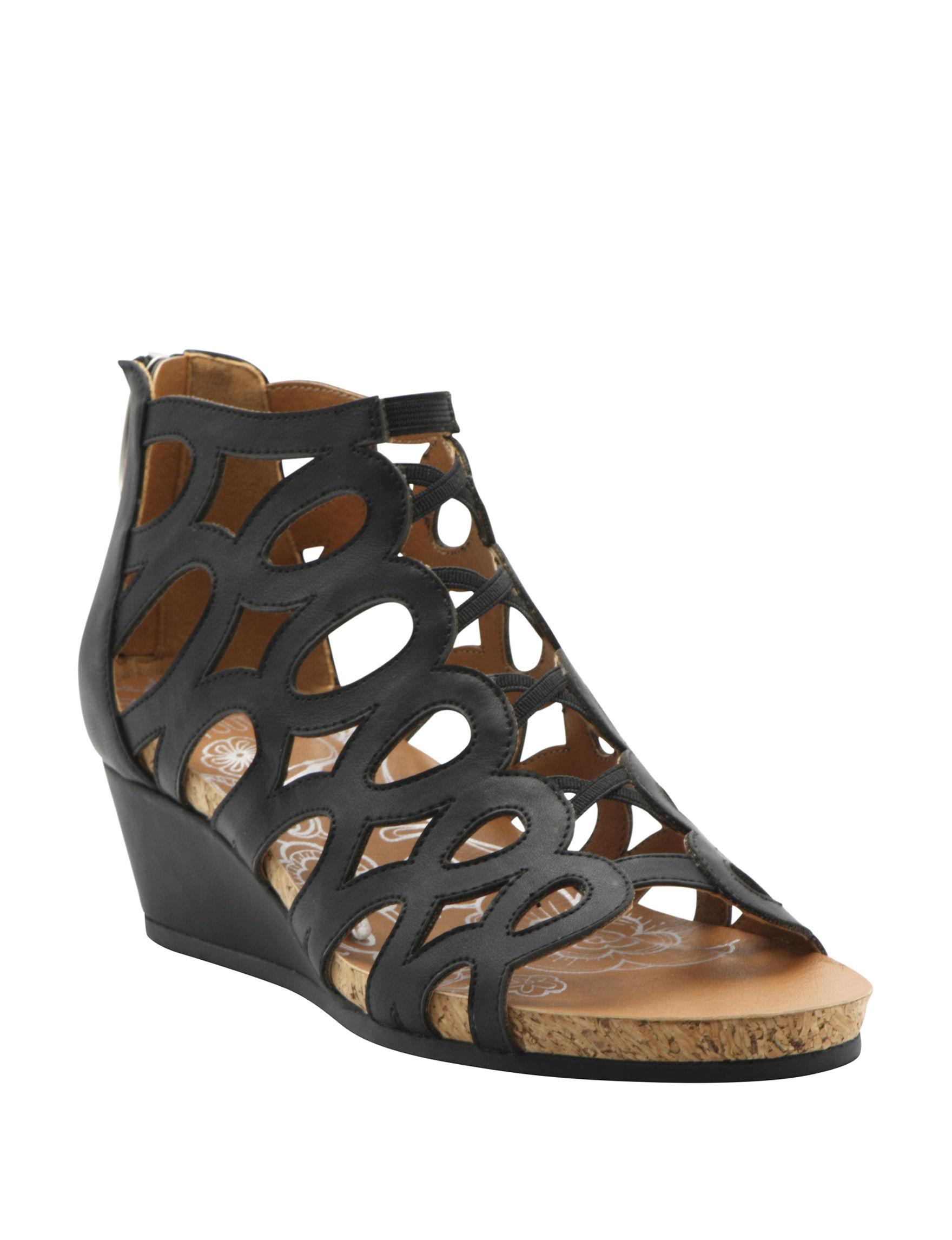 Tabitha Stores SandalsStage Women's Demi Wedge Tootsies Mootsies Onk80ZXNwP