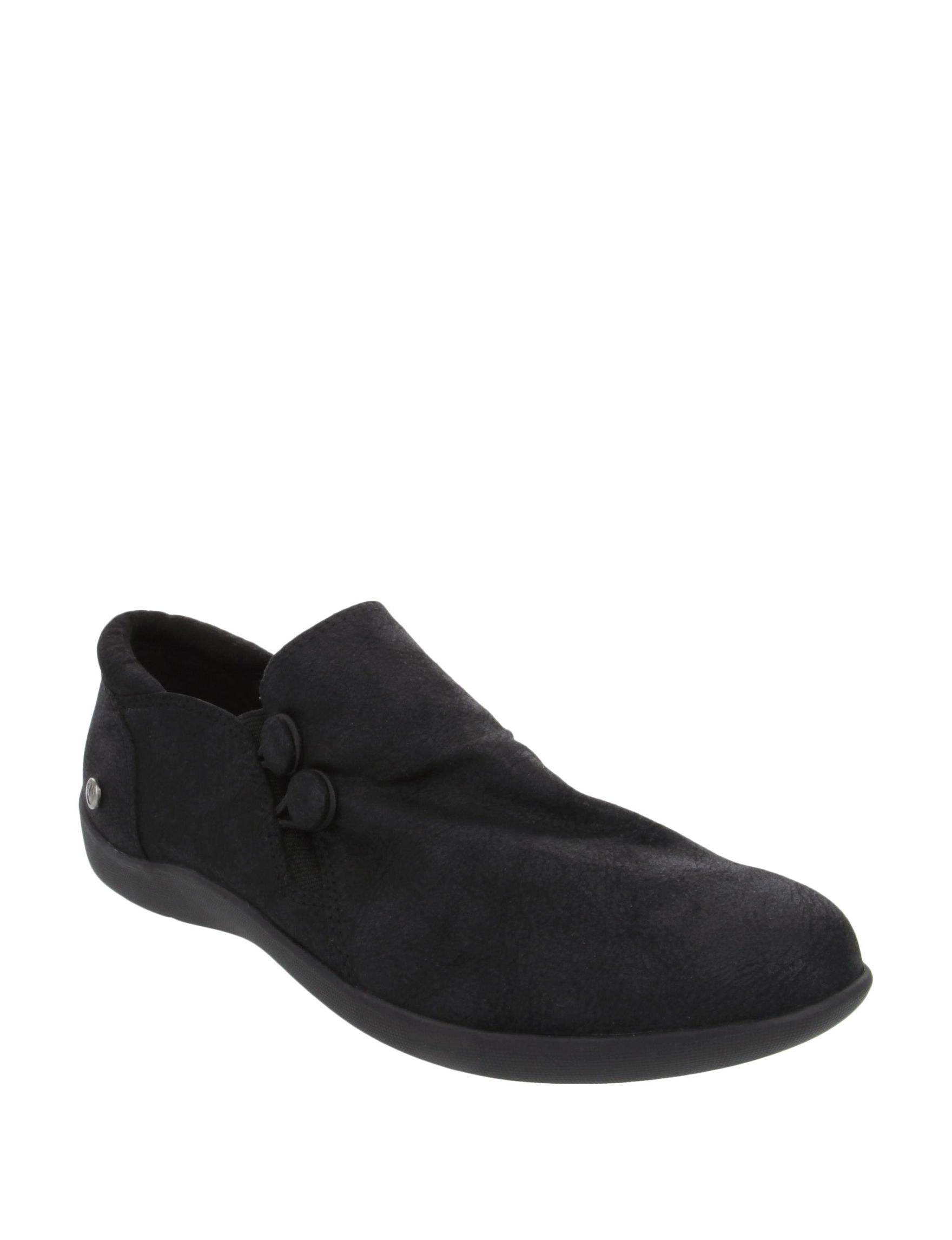 Gloria Vanderbilt Black Comfort Shoes