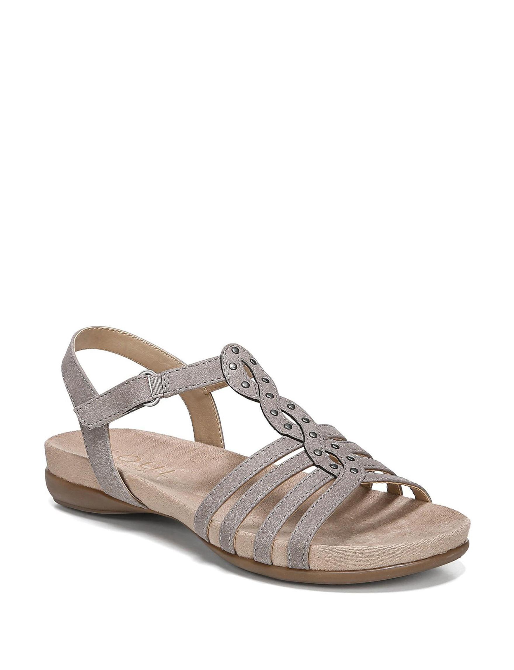 Soul Naturalizer Mushroom Flat Sandals
