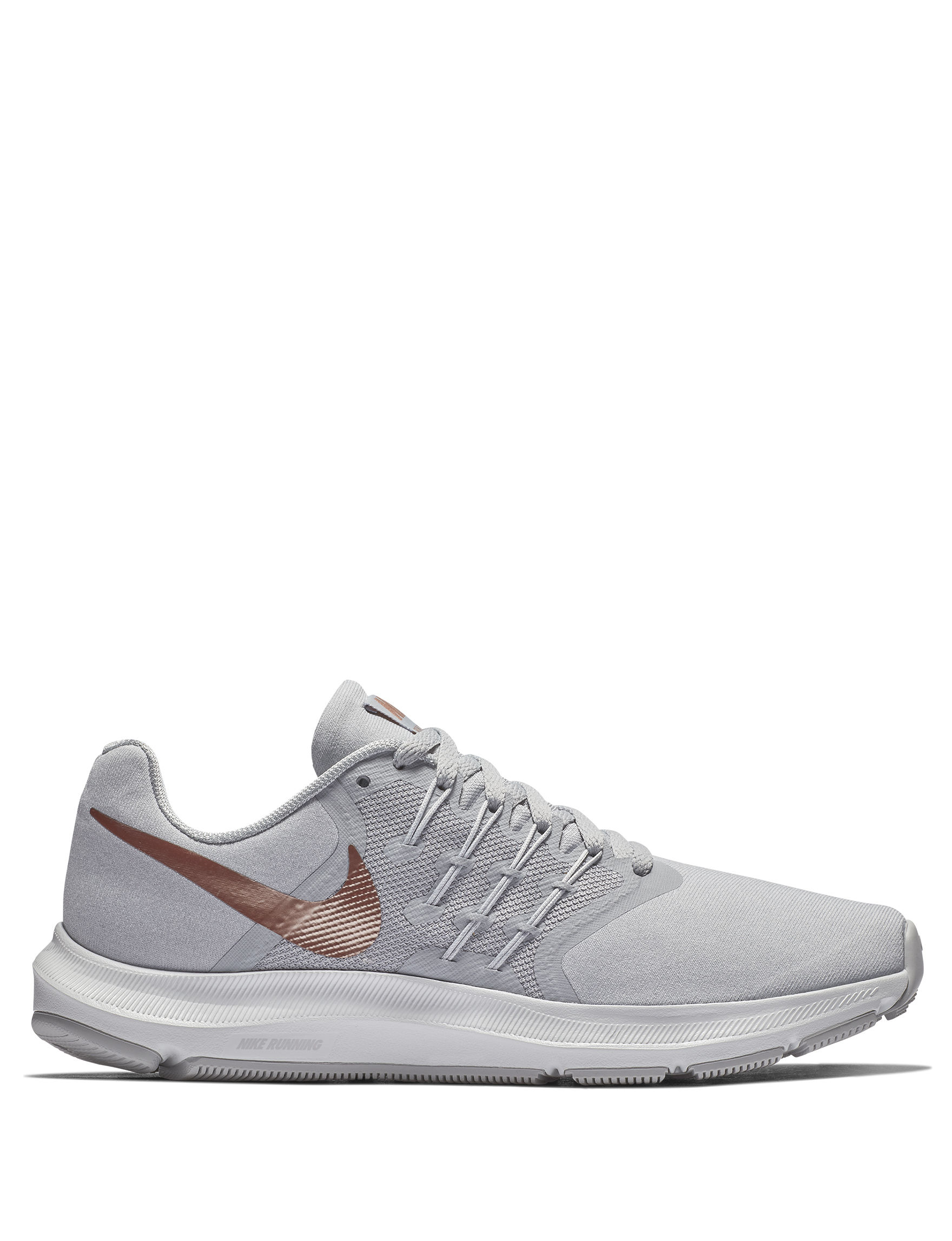 Nike Gold / Grey Comfort Shoes