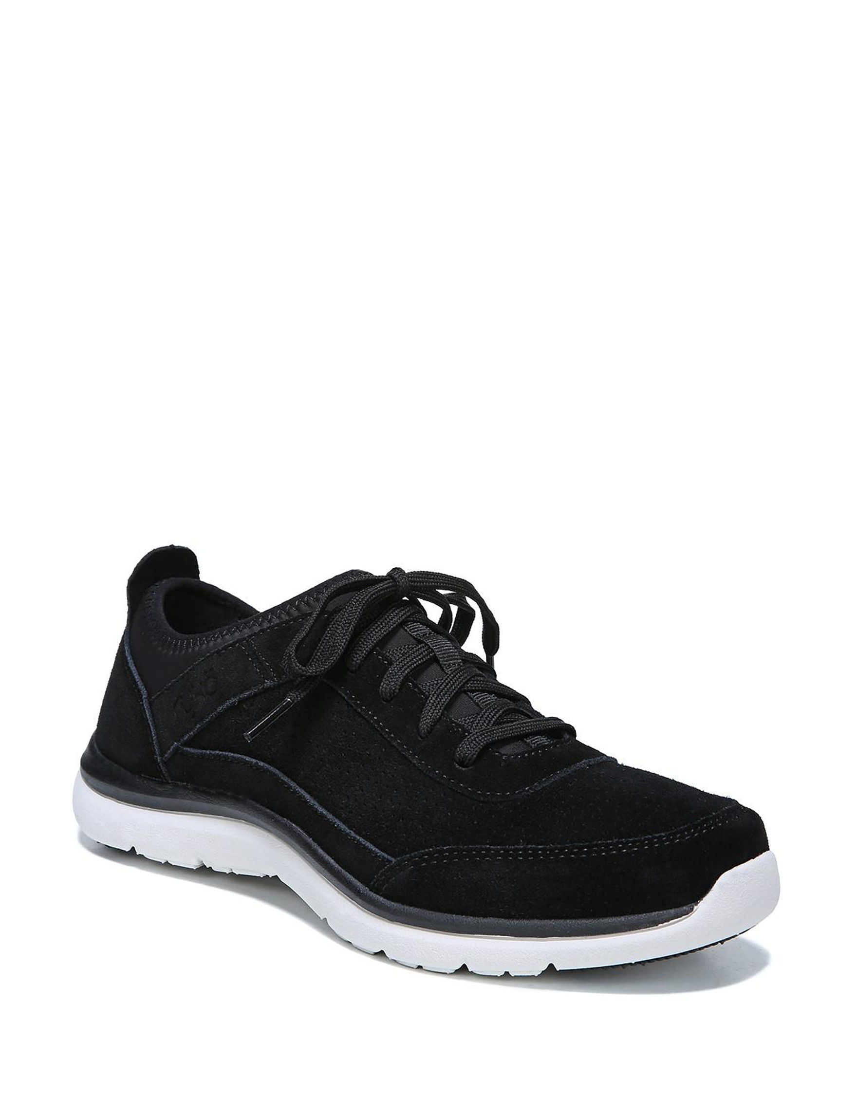 Ryka Black / White Comfort Shoes