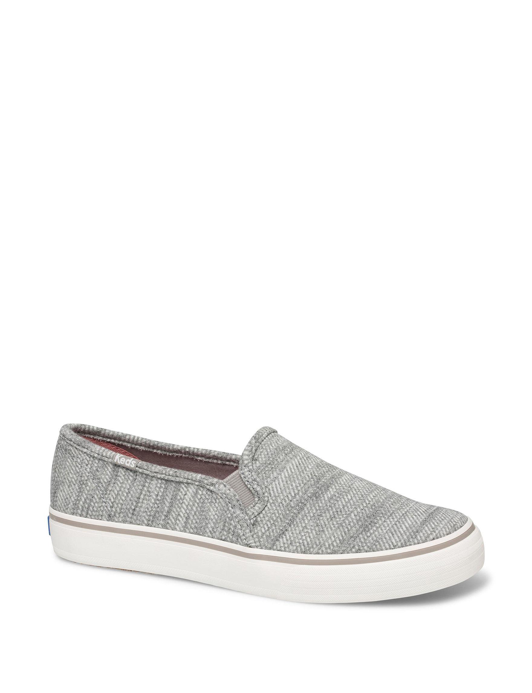 Keds Grey Comfort Shoes