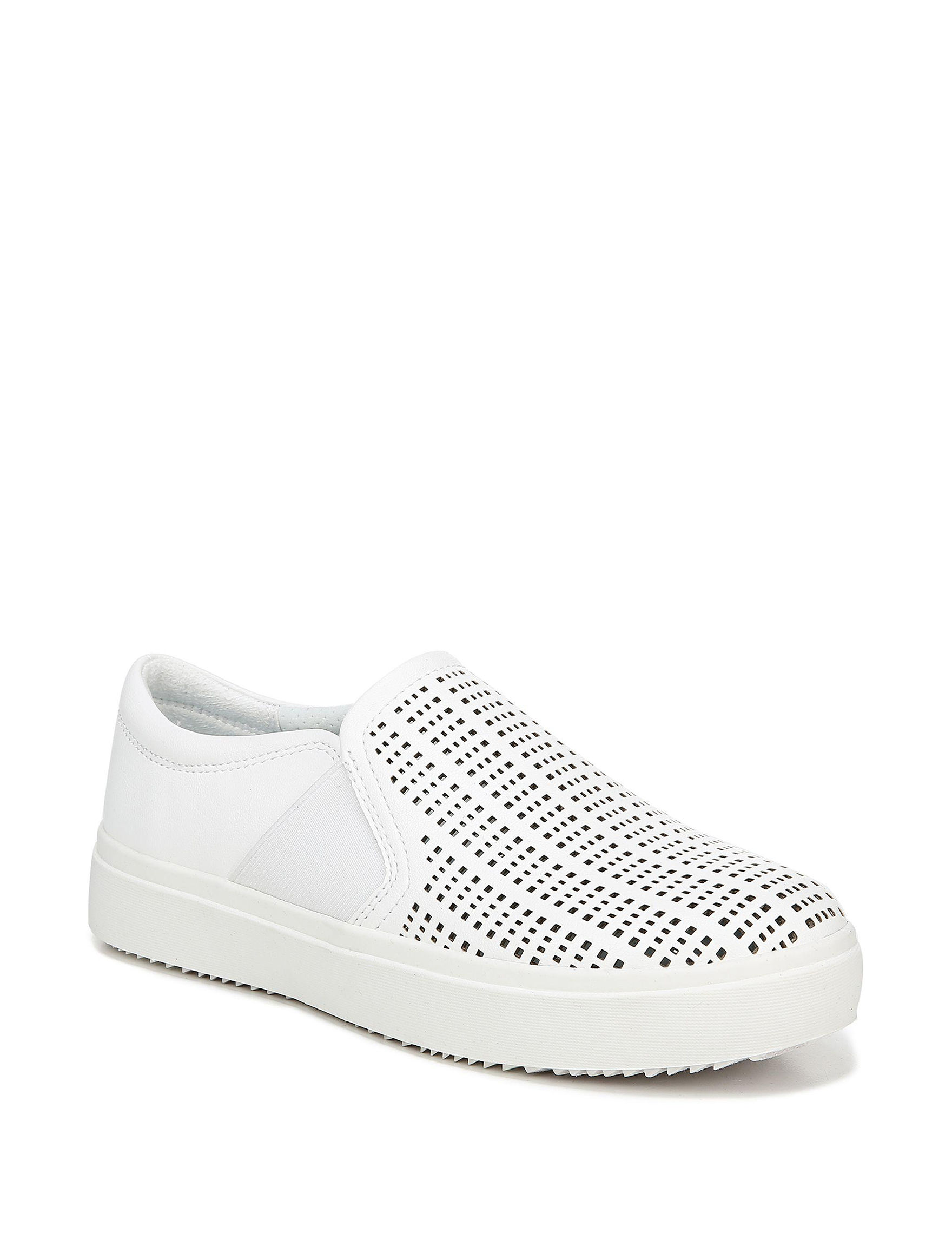 Dr. Scholl's White Comfort Shoes